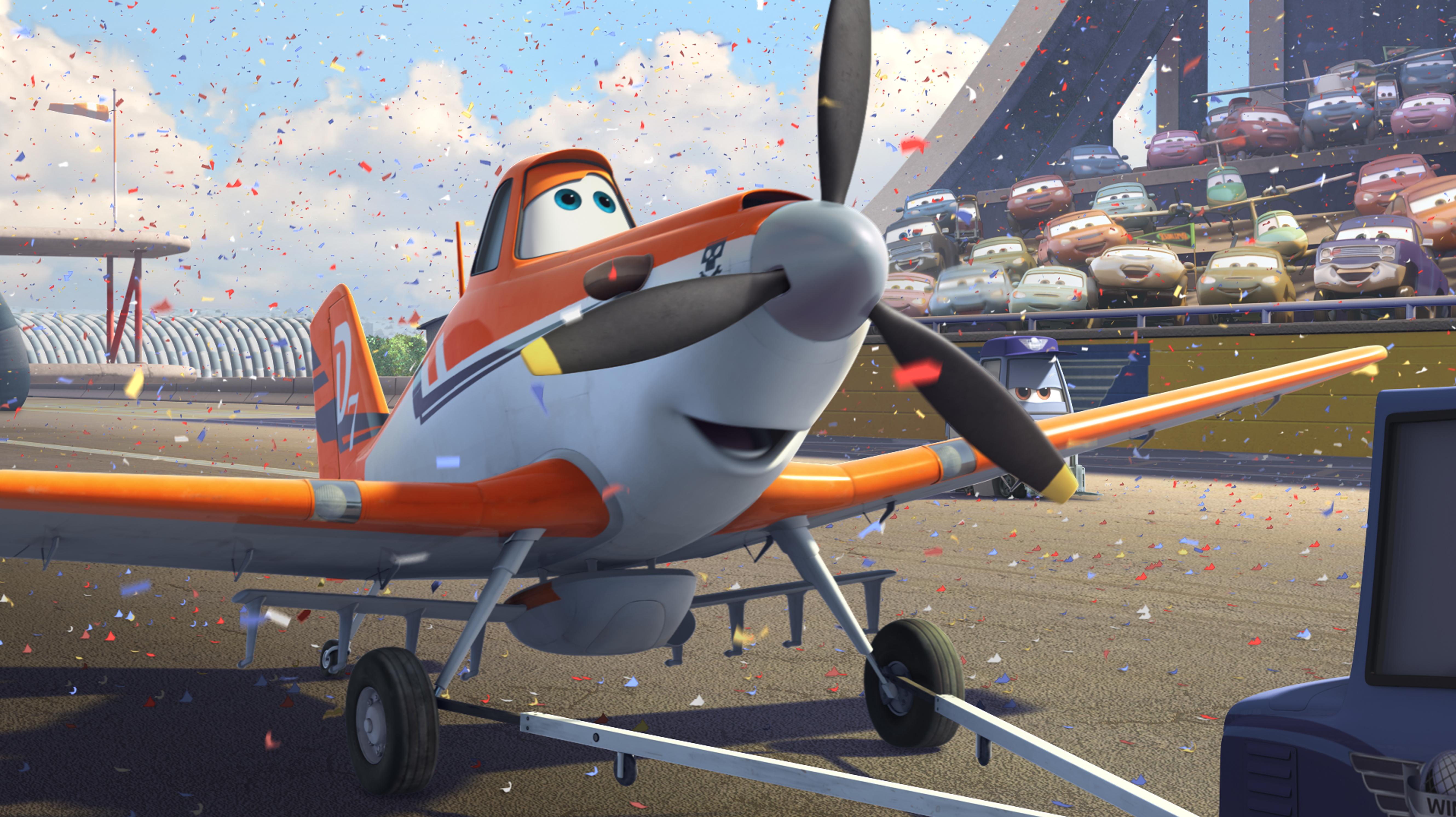 Planes' lacks originality, but fun enough for DVD | The Spokesman-Review