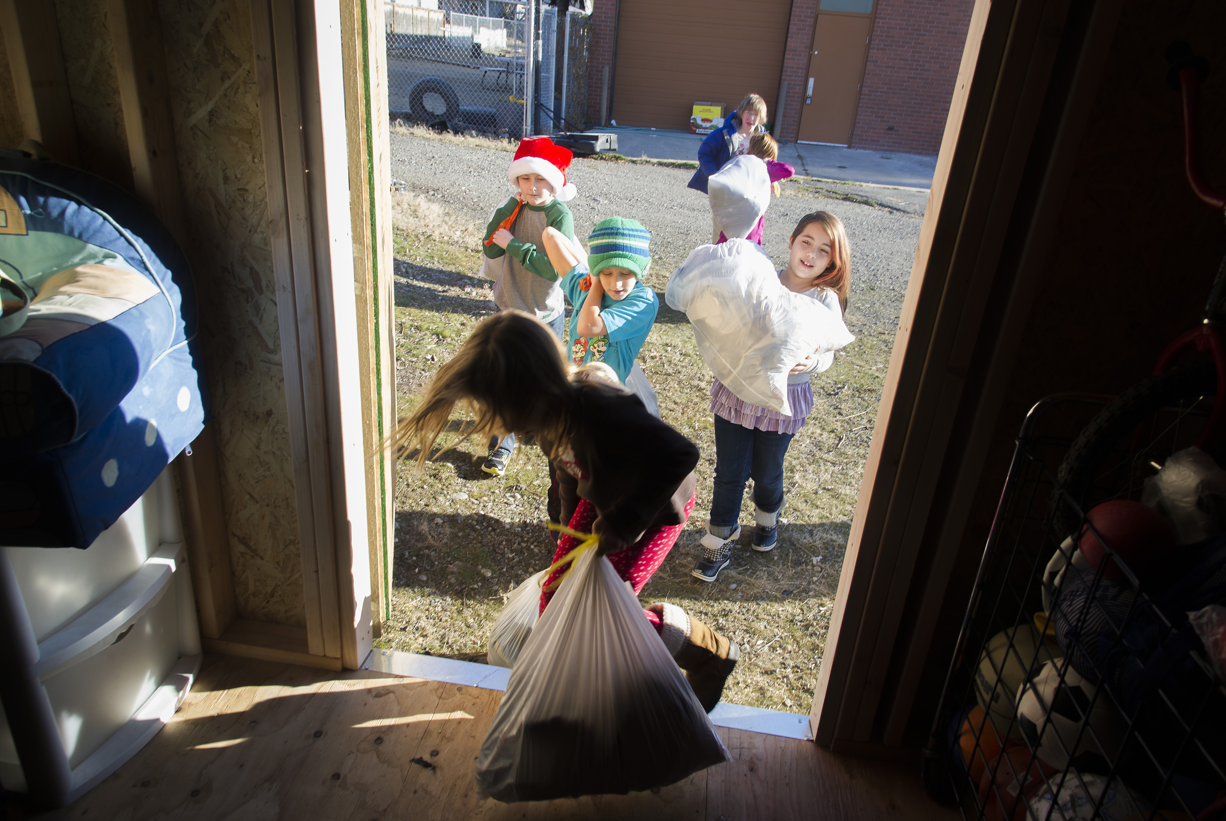 Students learn about recycling, repurposing through textile drive   The Spokesman-Review