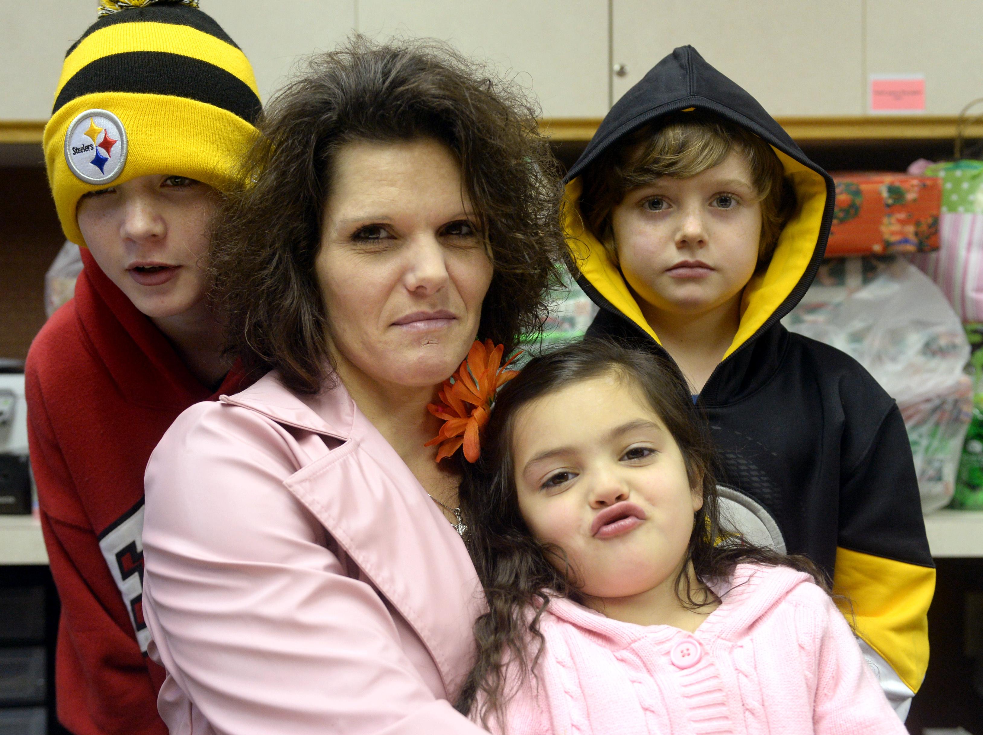 Christmas Bureau gives family reasons to smile | The Spokesman-Review
