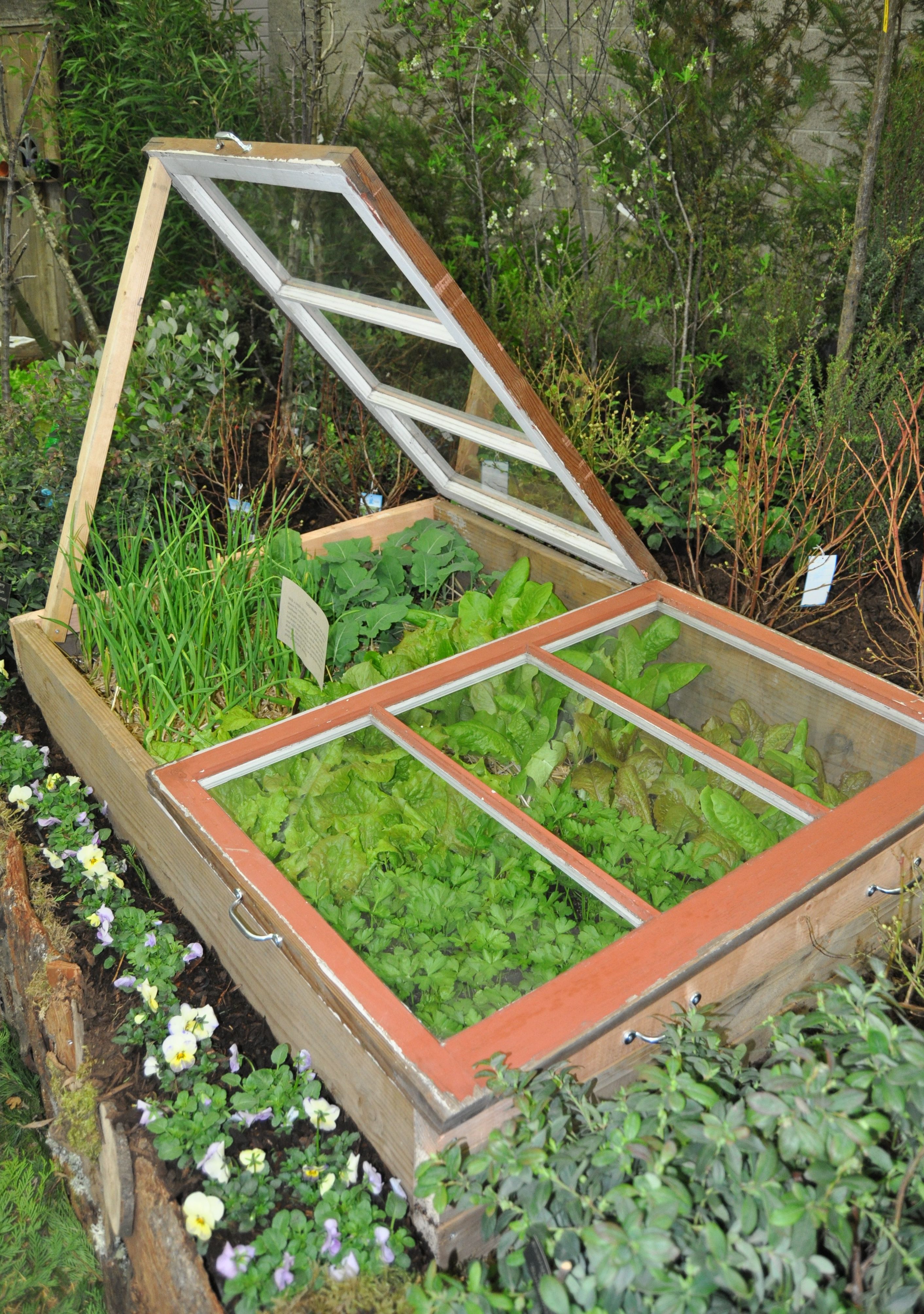 Gardening: Cold frame helps plants start early, stay late | The ...