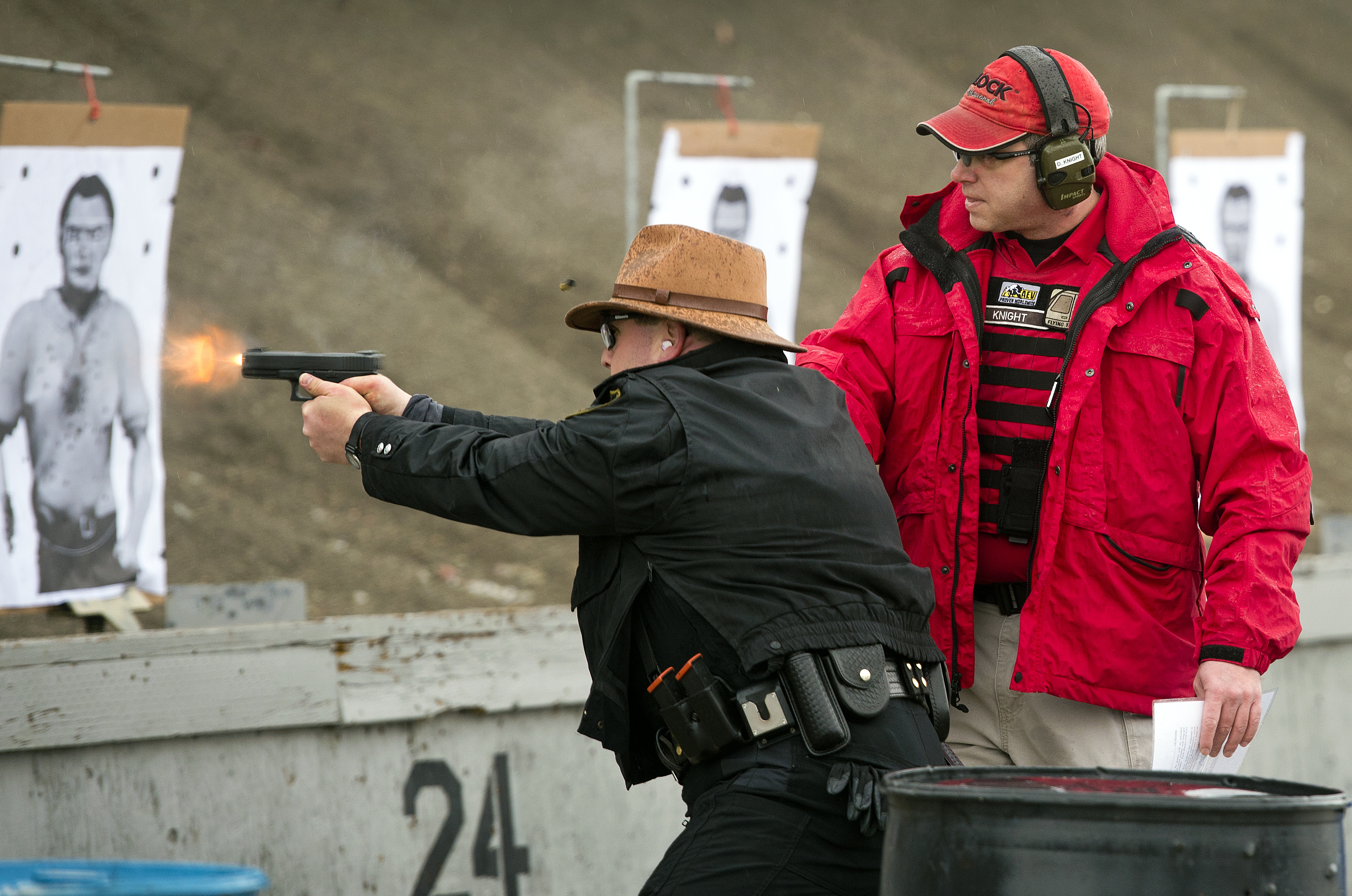 Spokane County Deputies Among First To Become Master Firearms