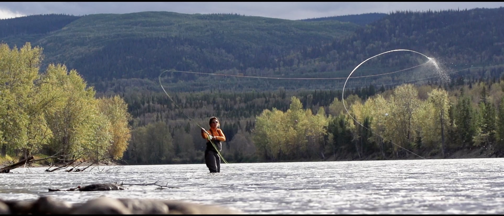 Fly fishing film festival at the bing the spokesman review for International fly fishing film festival