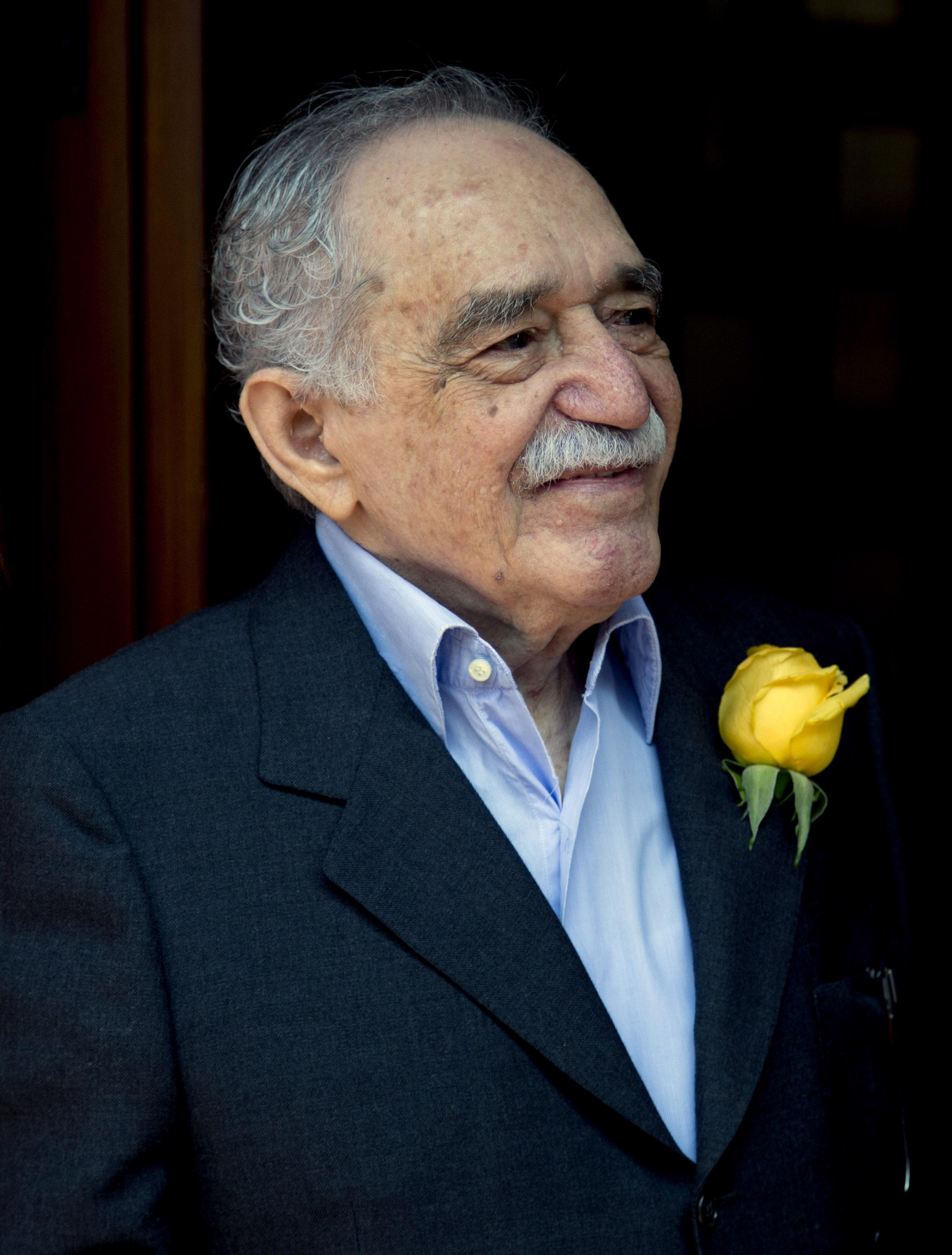 author gabriel garcia marquez dead at 87 the spokesman review