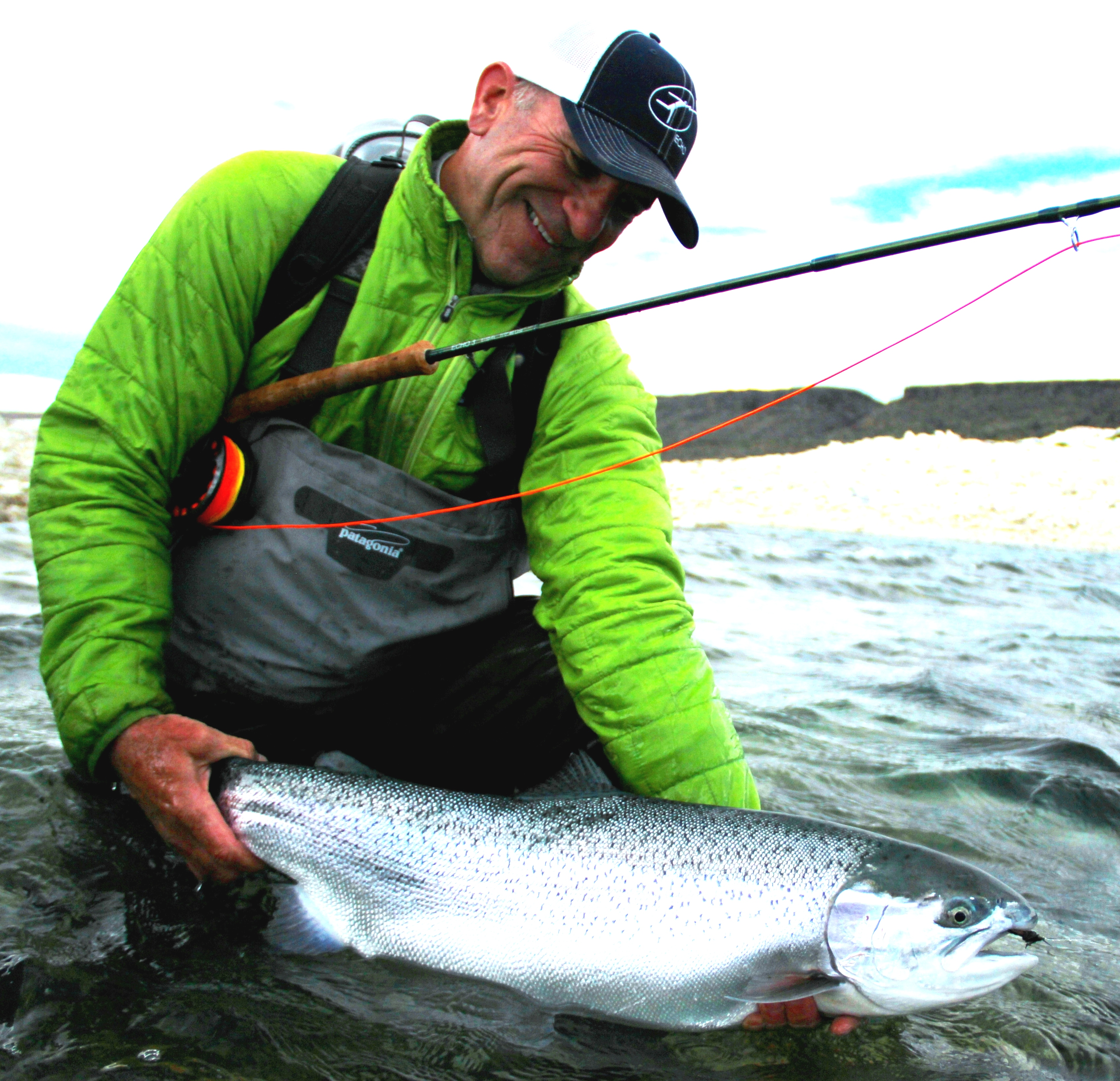 Cast master rajeff films featured at sandpoint fly for Fishing in argentina