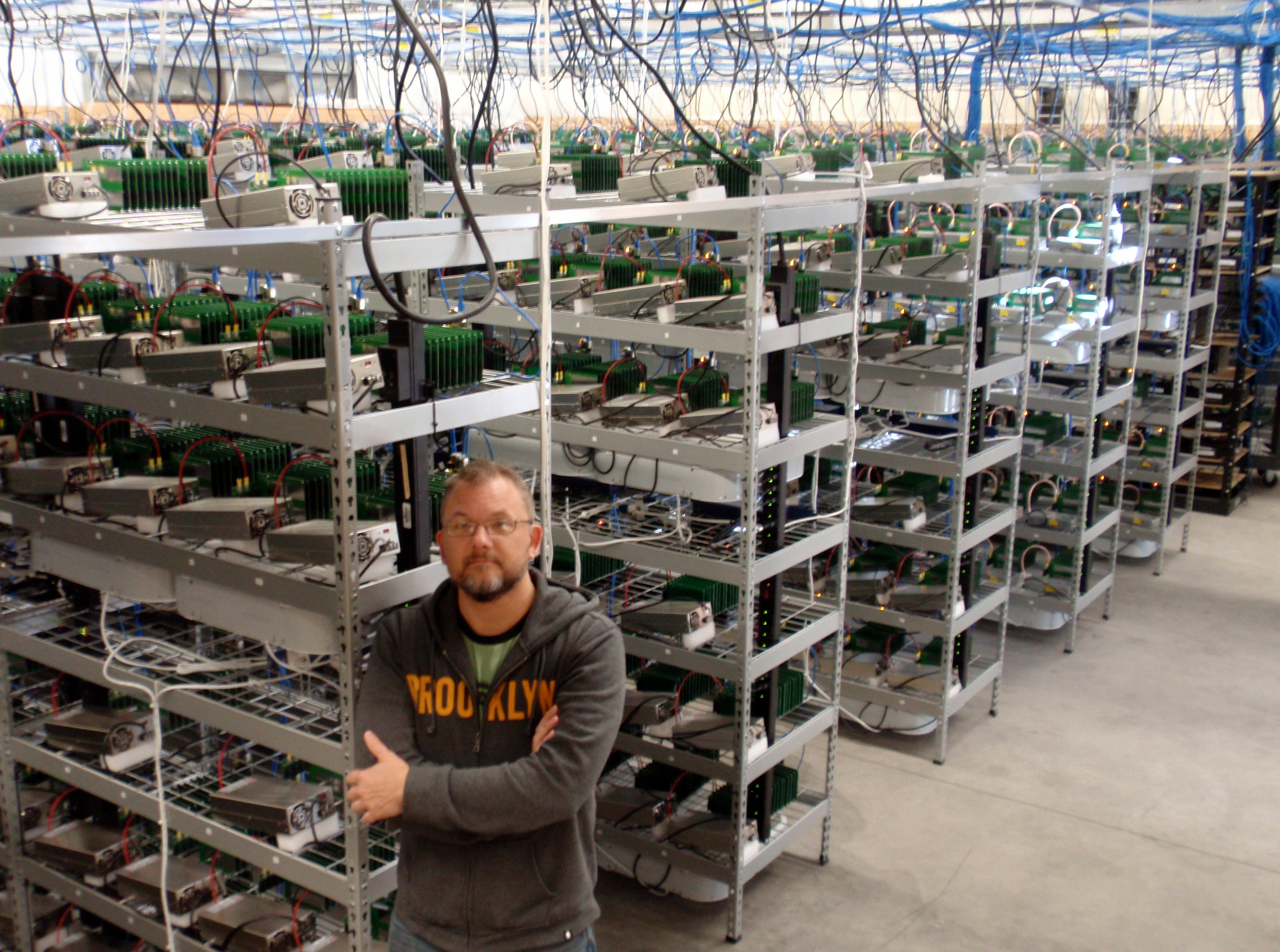 Northwest's cheap power drawing bitcoin miners | The ...