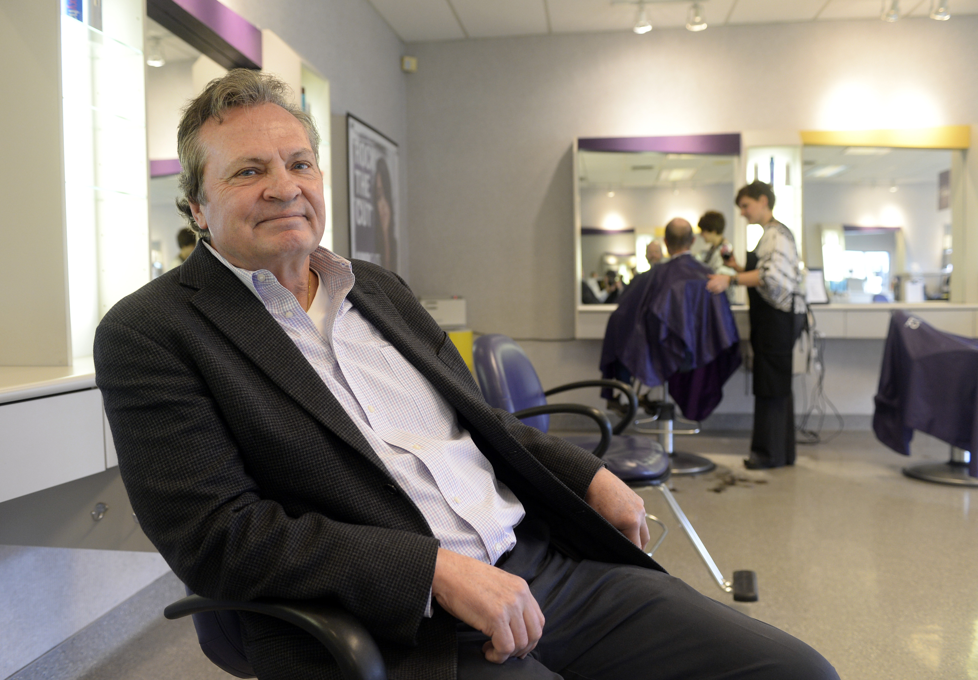 Business Focus Supercuts Franchise Venture Has Seen Plenty Of