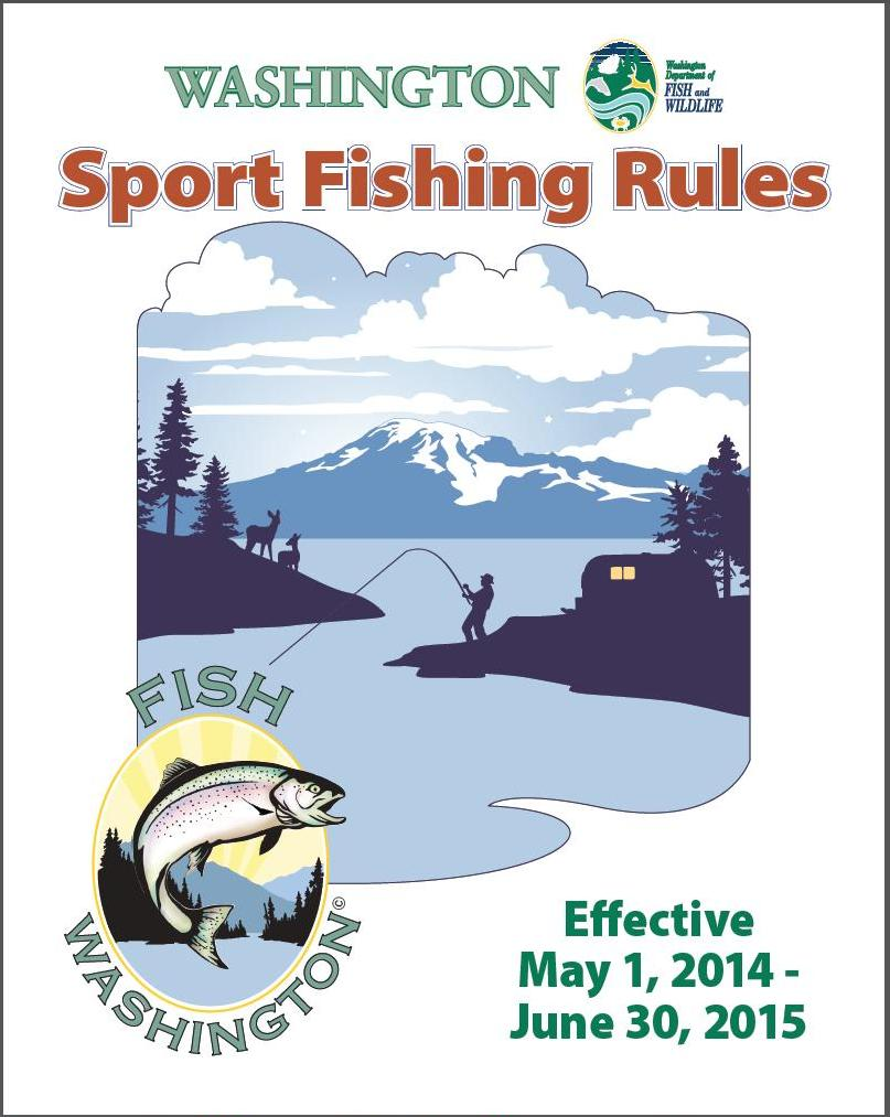 Washington 39 S New Fishing Regulation Pamphlet Published