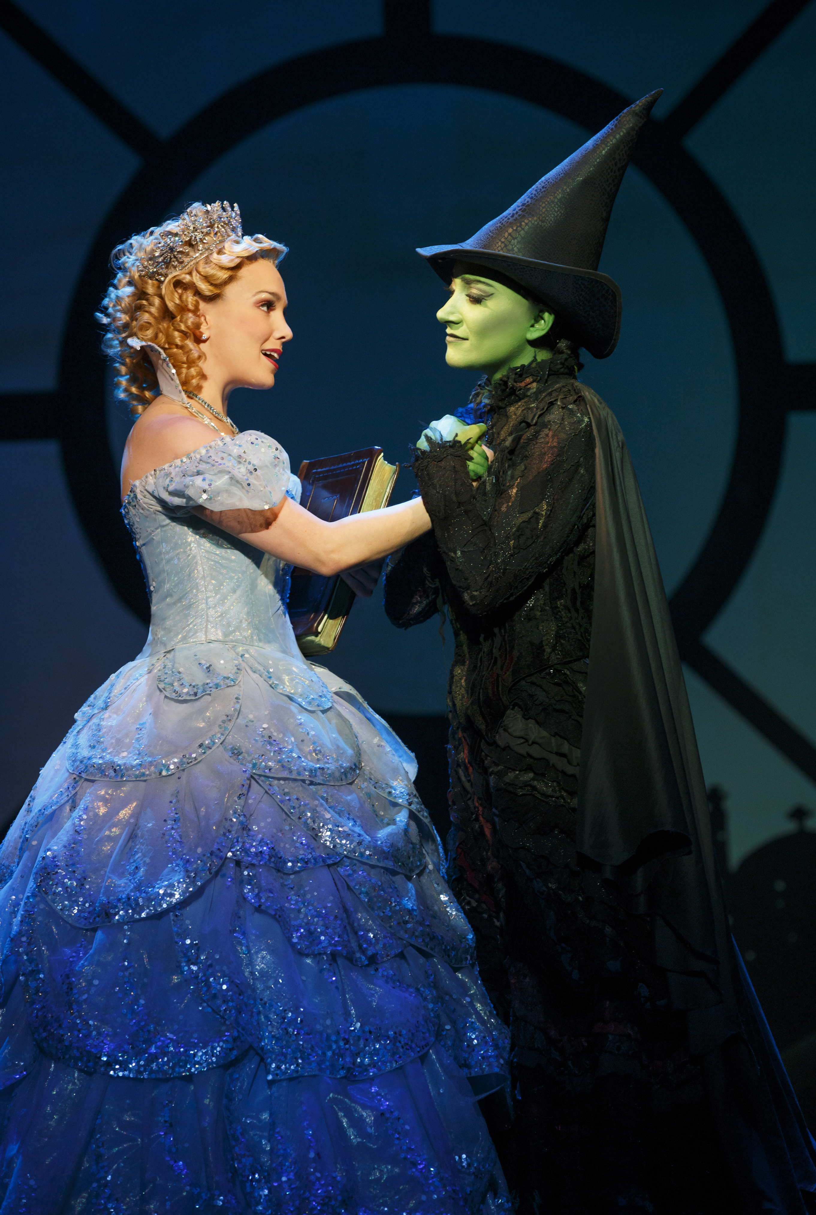 Witches story is Wicked good   The Spokesman-Review