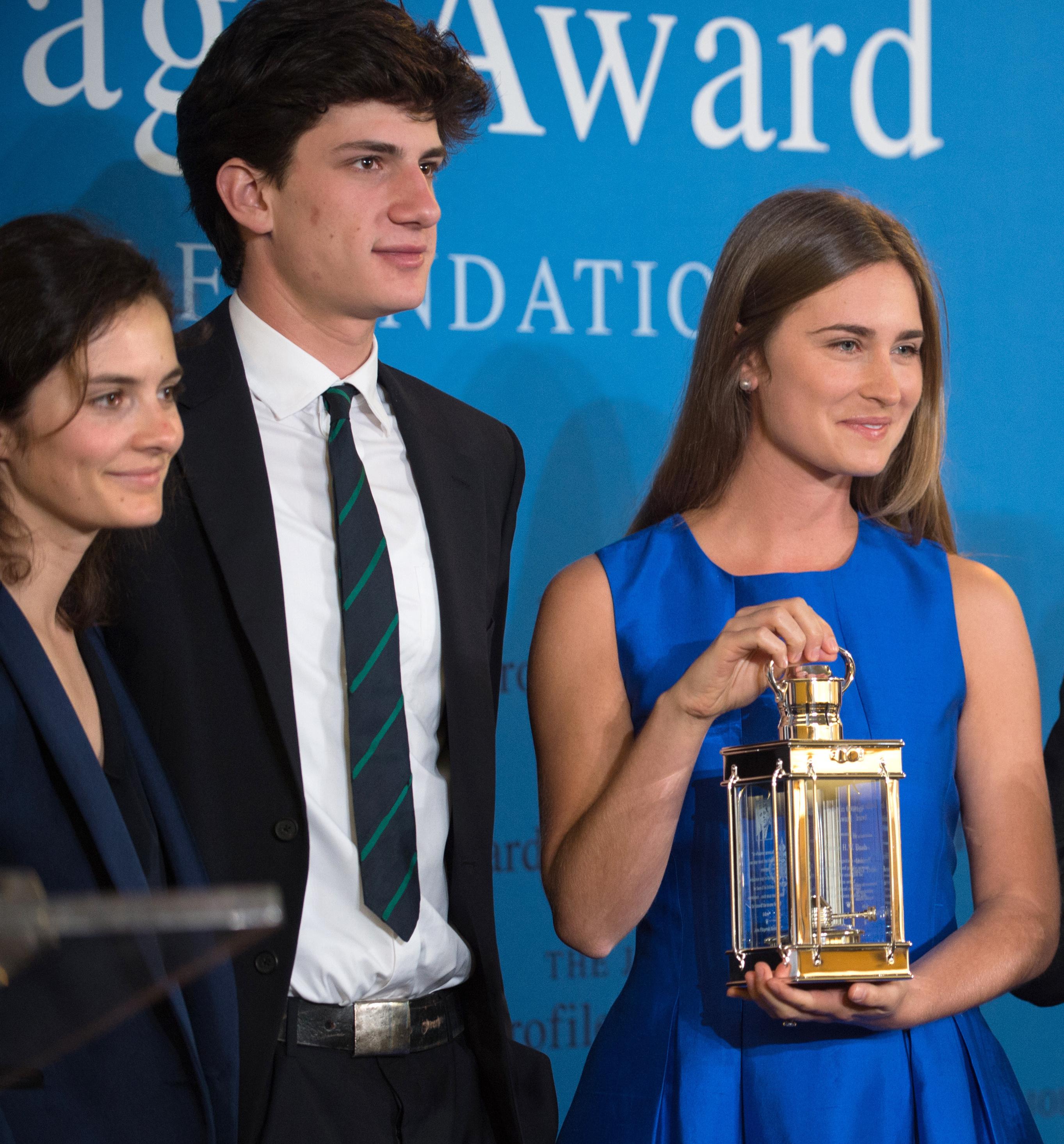Ghw Bush Given Kennedy Award The Spokesman Review
