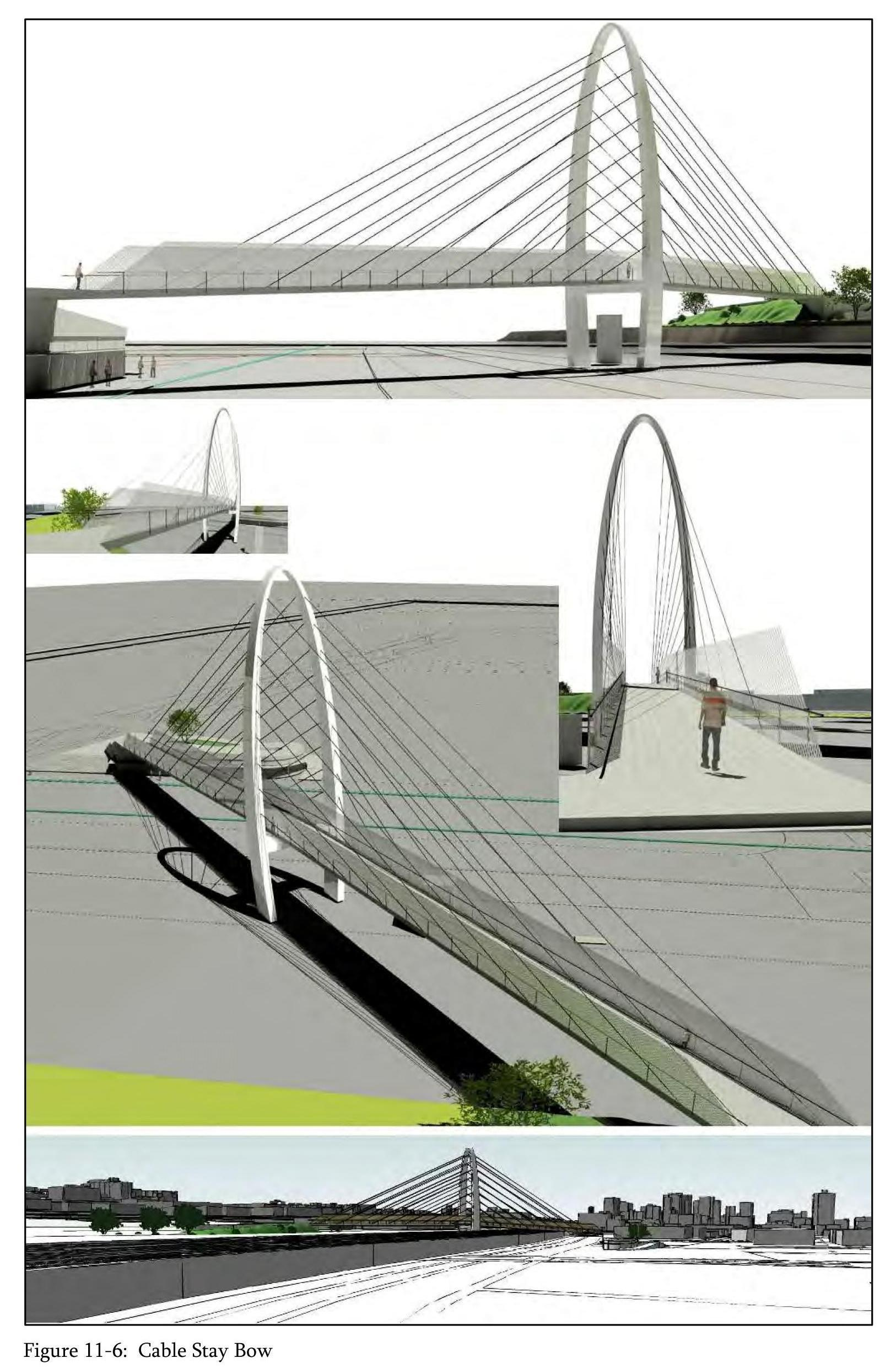 University district pedestrian bridge would link campus to