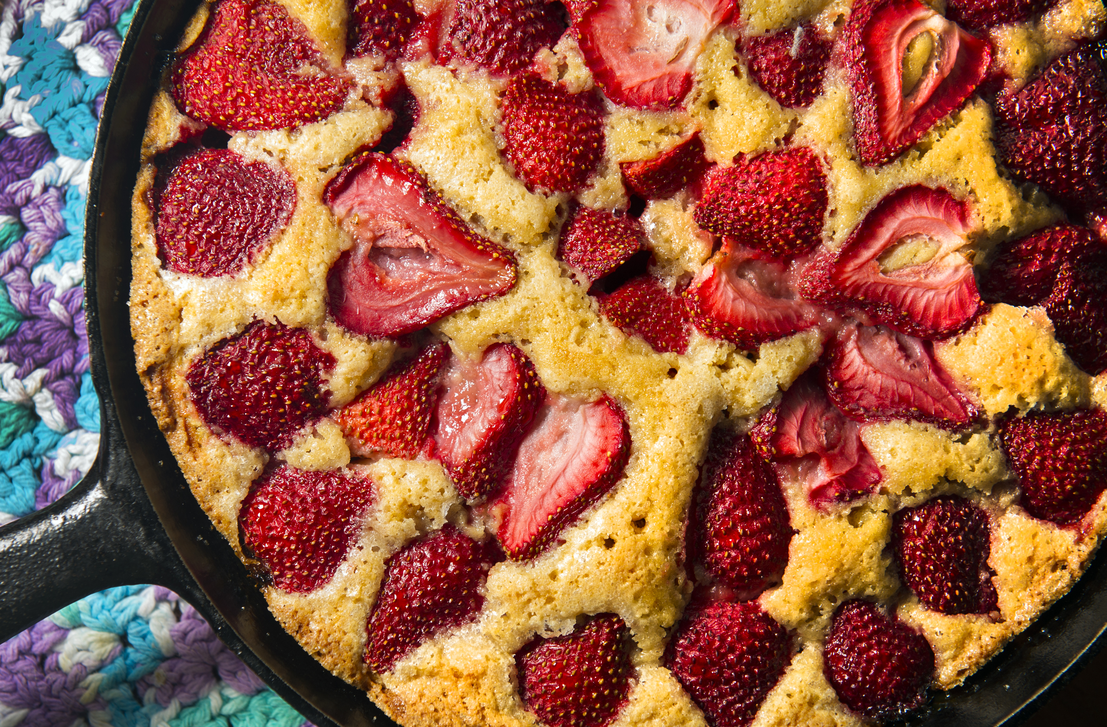 This Classic Strawberry Cake From A Time Tested 2005 Martha Stewart Recipe Calls