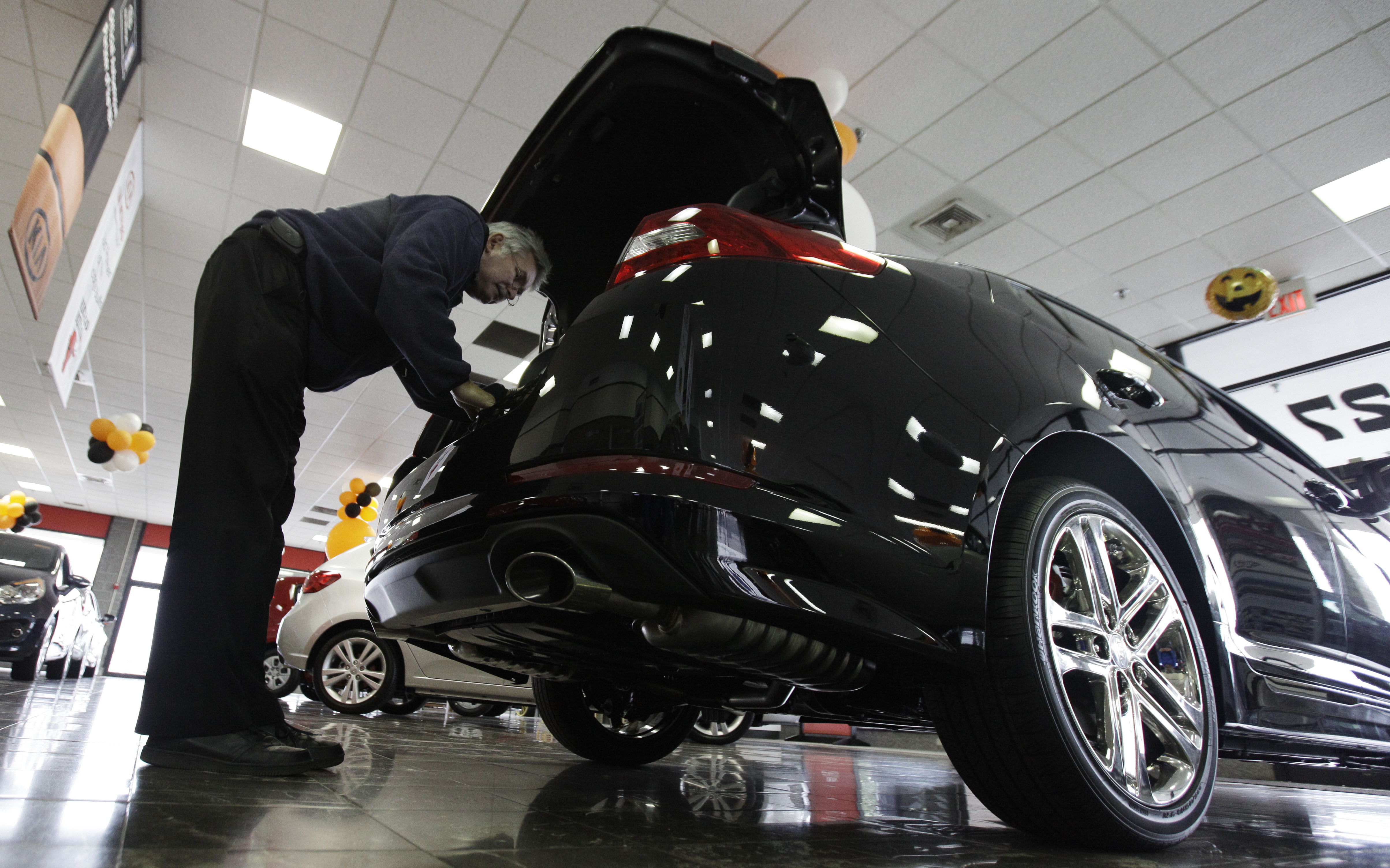 Car Buying Sites >> Car Shopping Sites Put Customer First The Spokesman Review