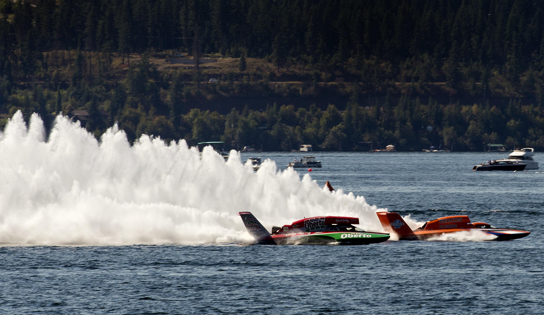 Sheriff denies permit for Lake Coeur d'Alene hydroplane races | The
