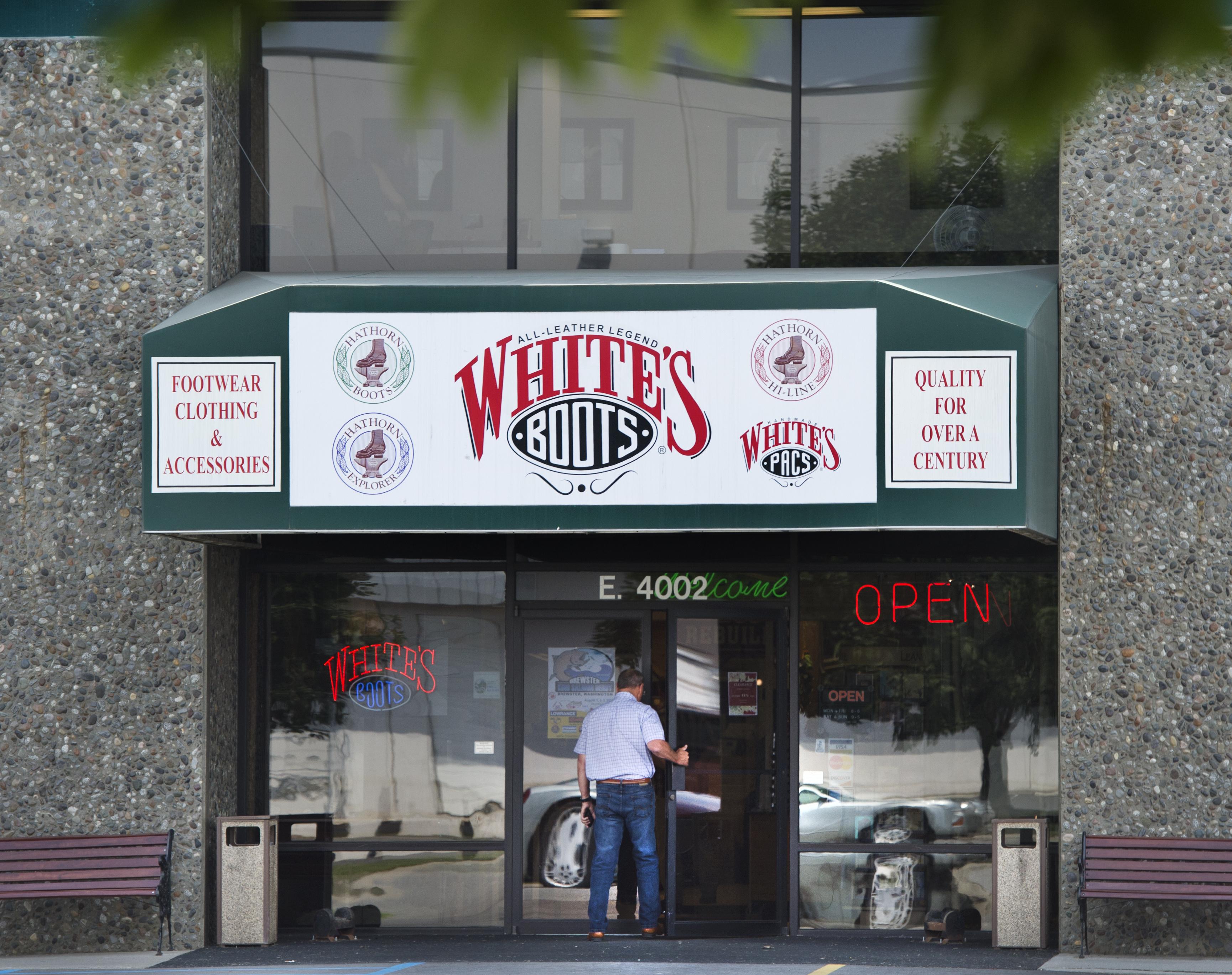 White S Boots Of Spokane Sold To Portland S Lacrosse