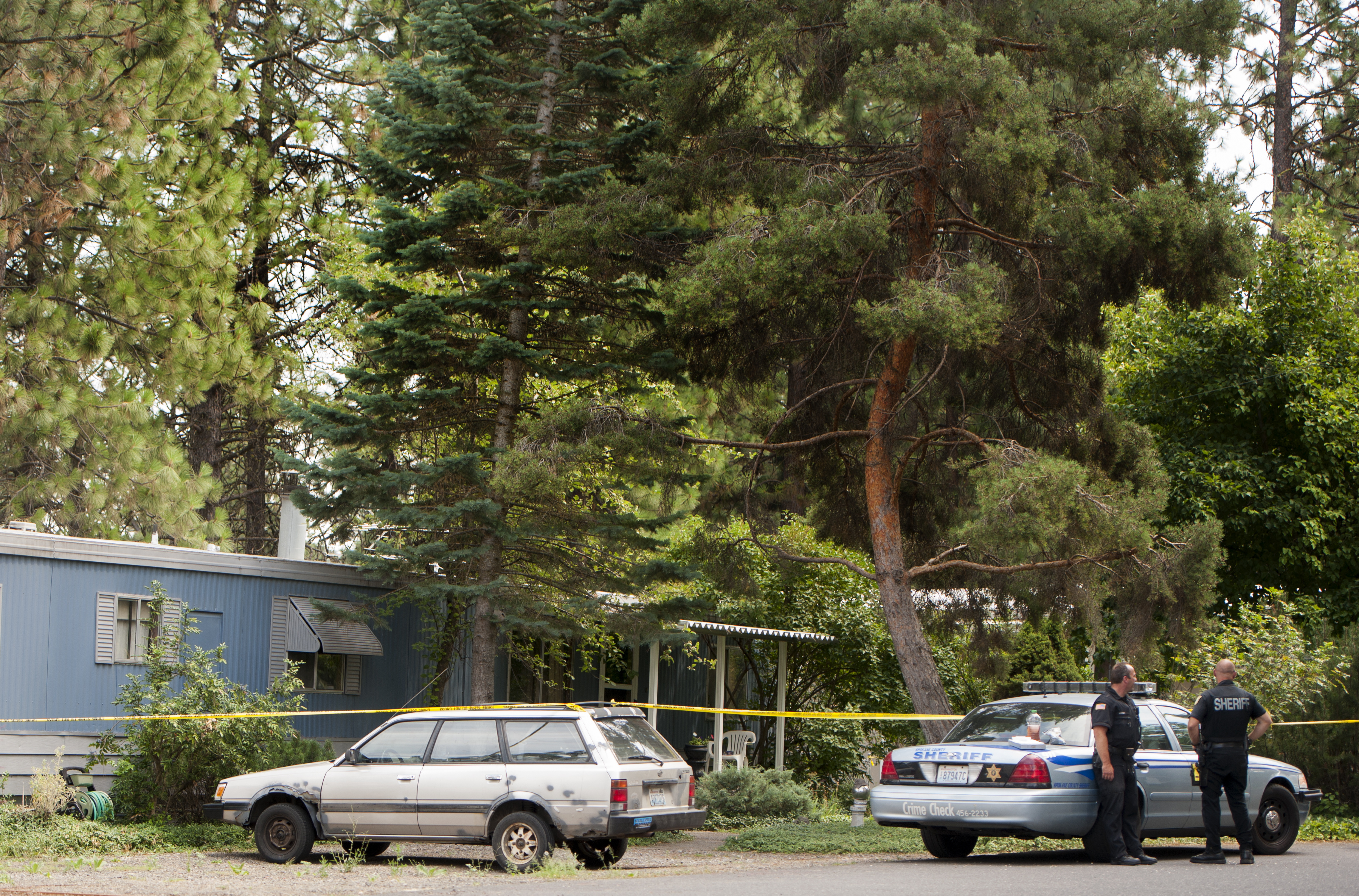 Woman's found on porch of a mobile home | The Spokesman-Review on mobile blue car, recreational car, hybrid camper motorhome car, motorhome with car, animated car, mobile car wash, mobile car service, rat rod show car,