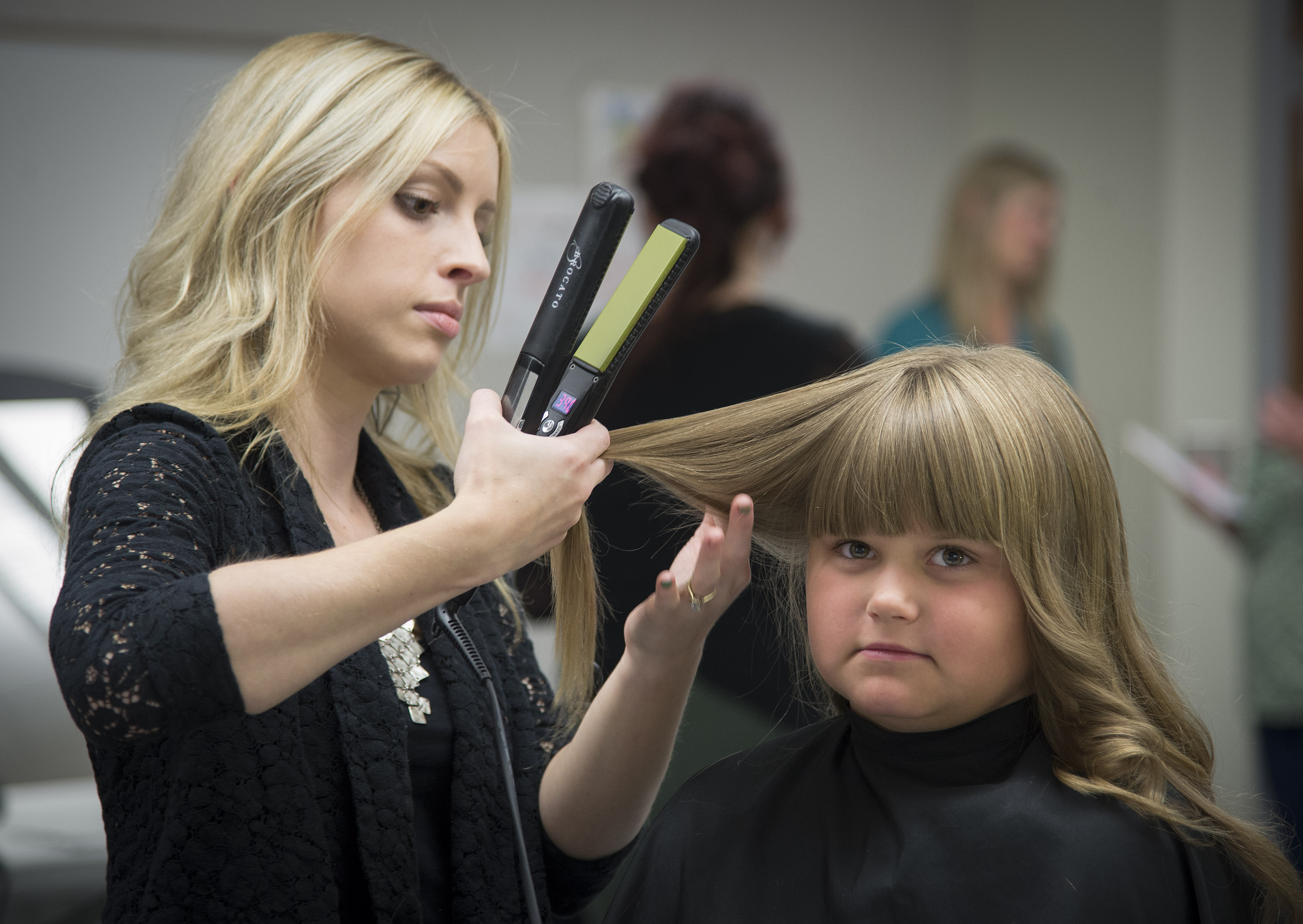 Salon Offers Kids Free Back To School Cuts The Spokesman Review