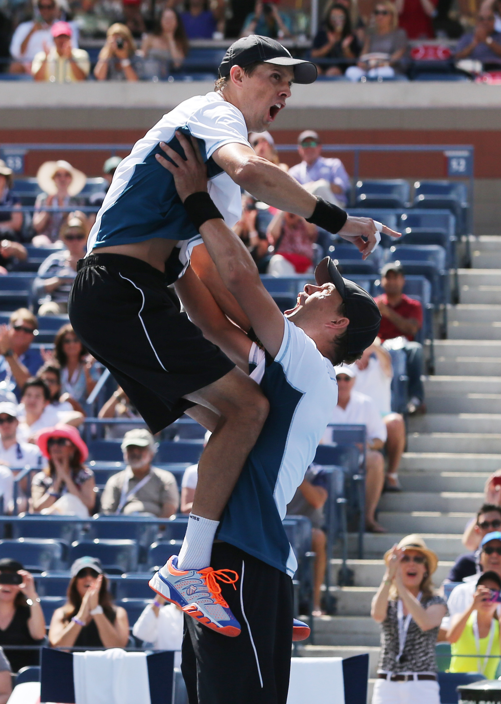 Bryan brothers win 5th US Open title, 16th major   The Spokesman-Review