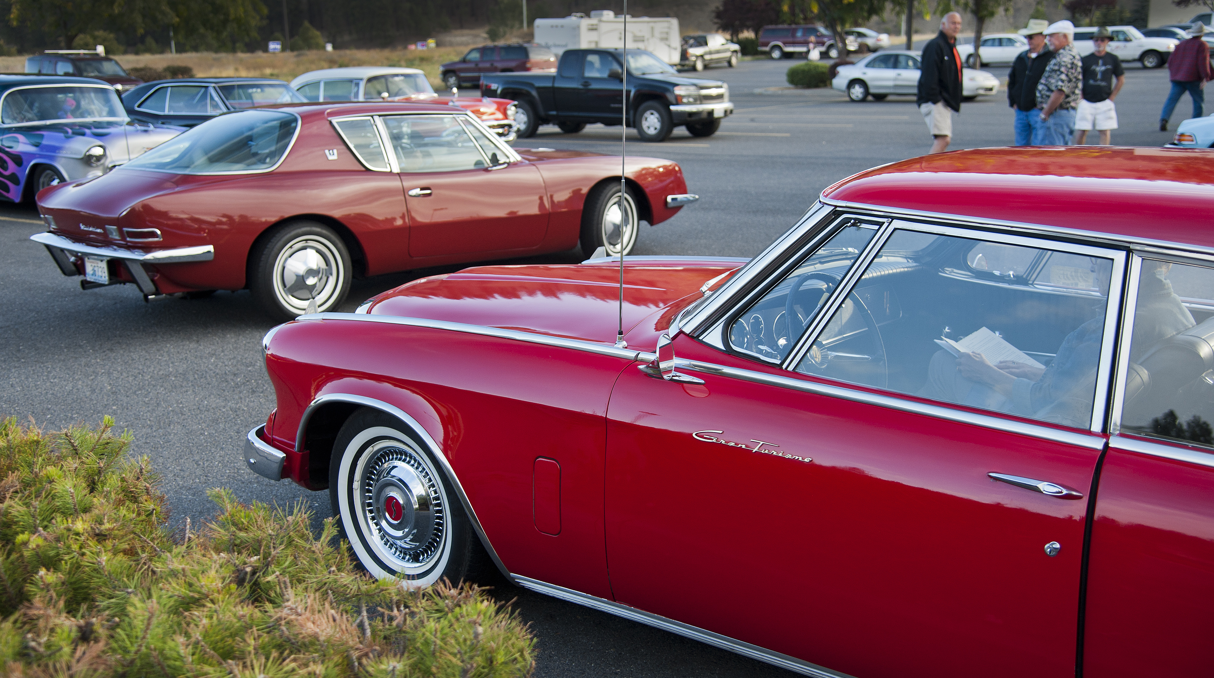 Drive Your Studebaker Day draws classic cars, young-at-heart lovers ...