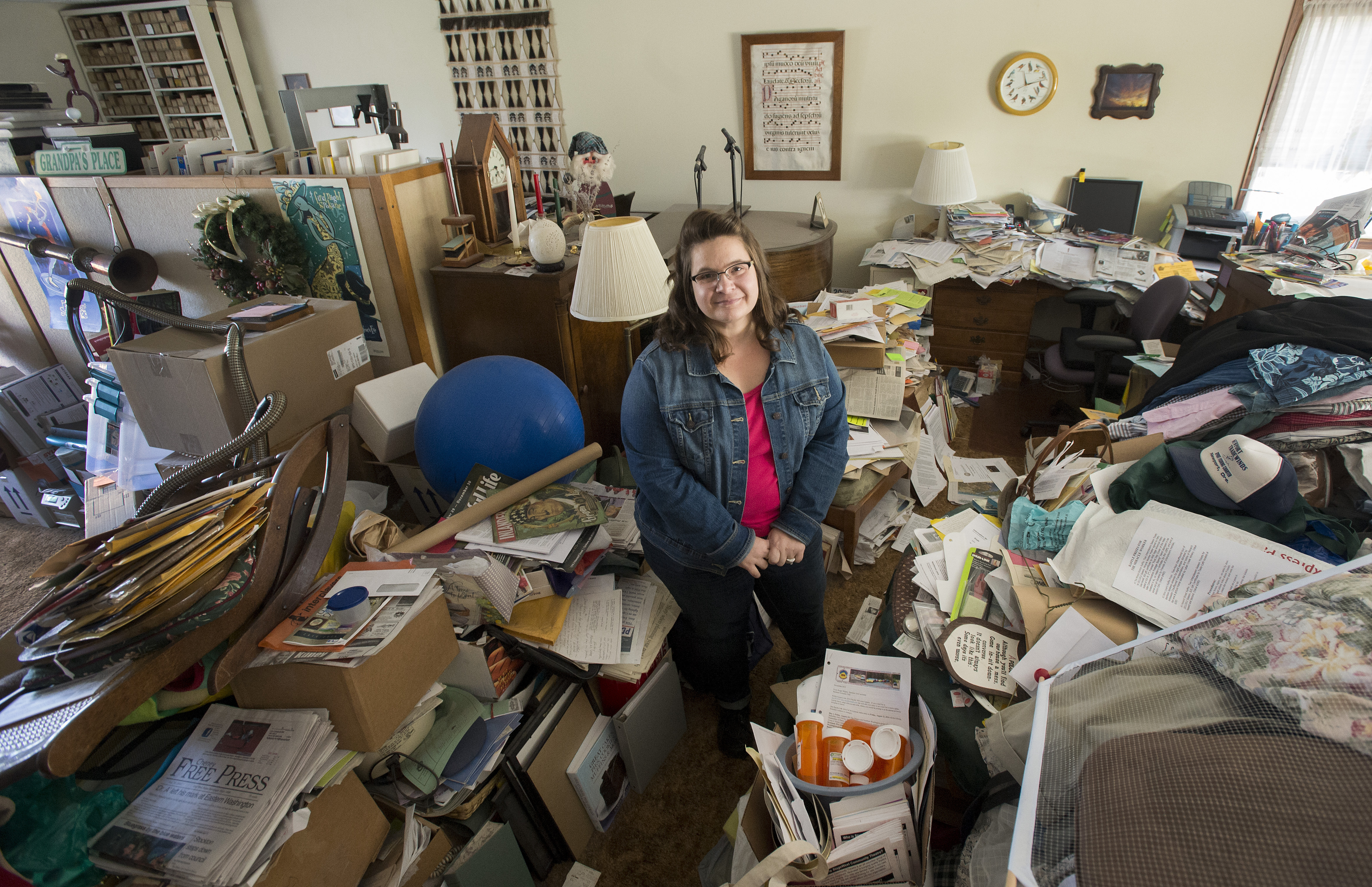 In Spokane There S Help For Hoarders The Spokesman Review