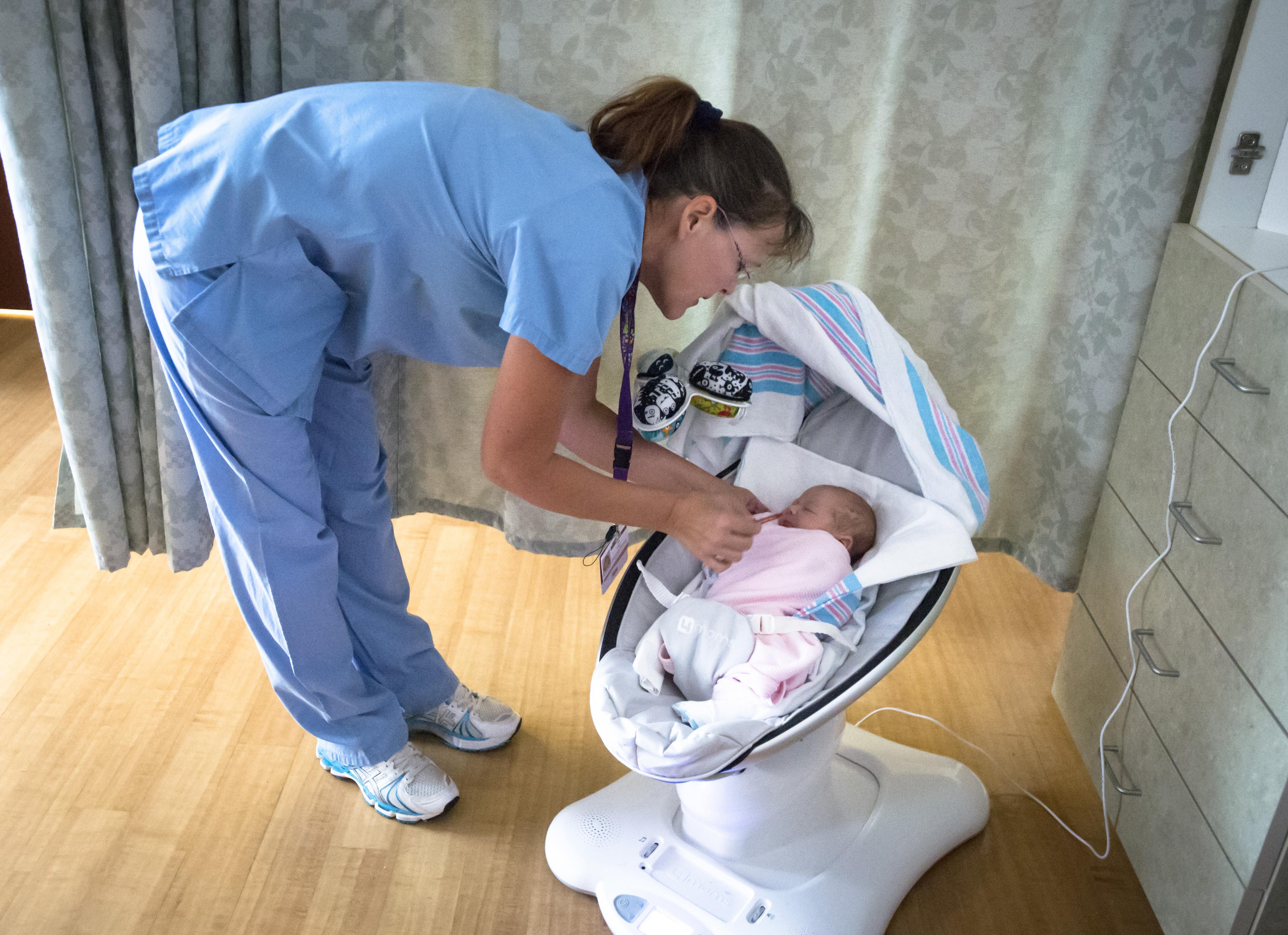 New deaconess unit aids drug dependent newborns the spokesman review xflitez Choice Image