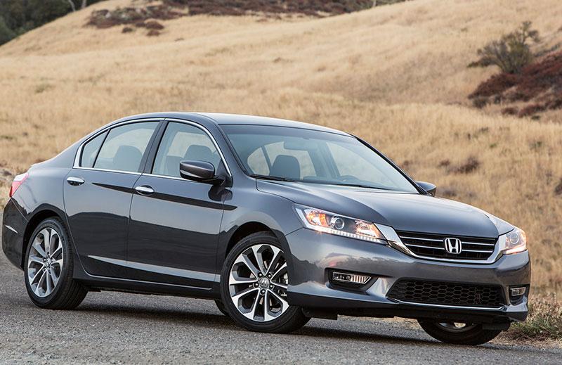 Honda Accord Sport Special Edition >> 2015 Honda Accord Sport | The Spokesman-Review