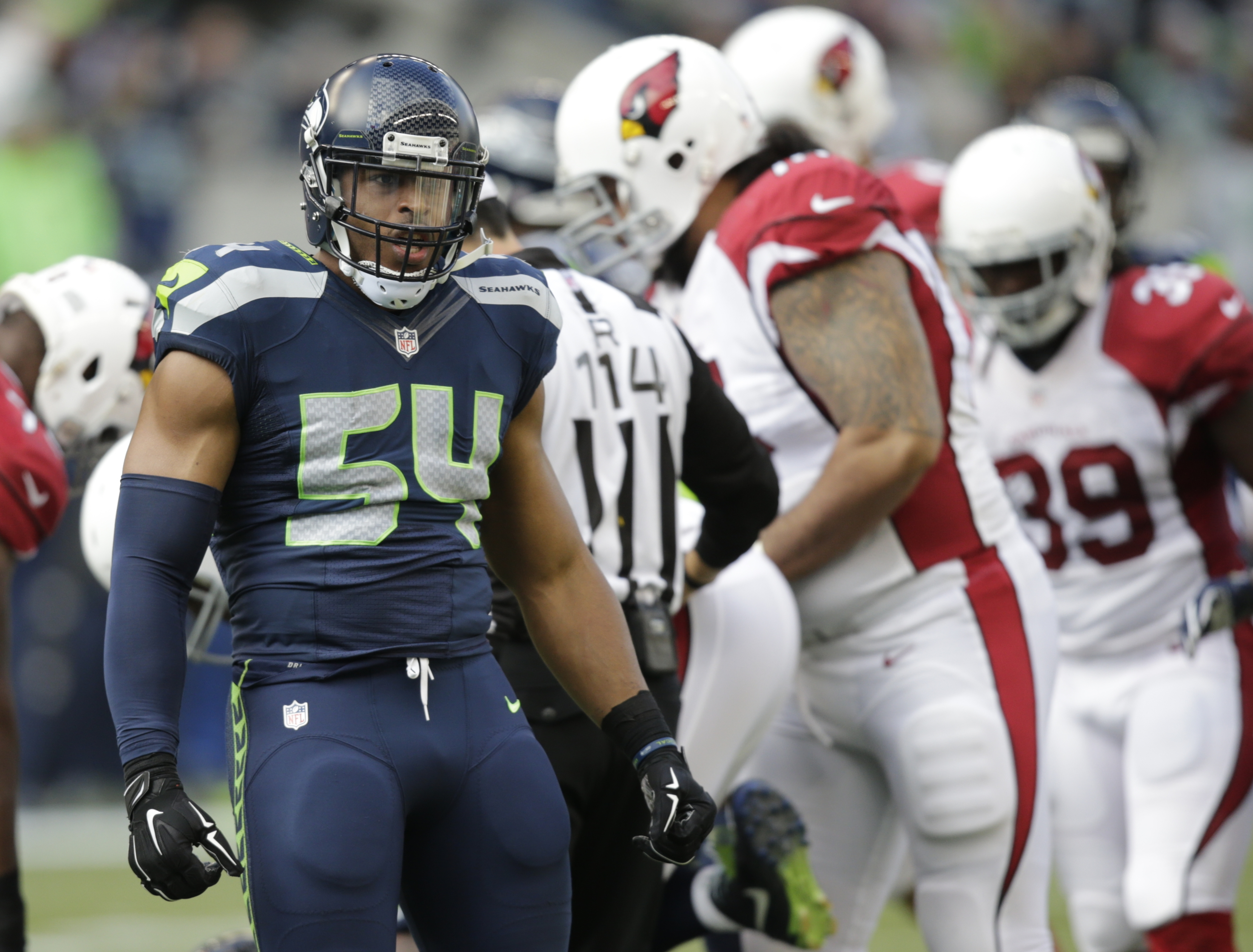 Bobby Wagner a major key to Seahawks defensive success