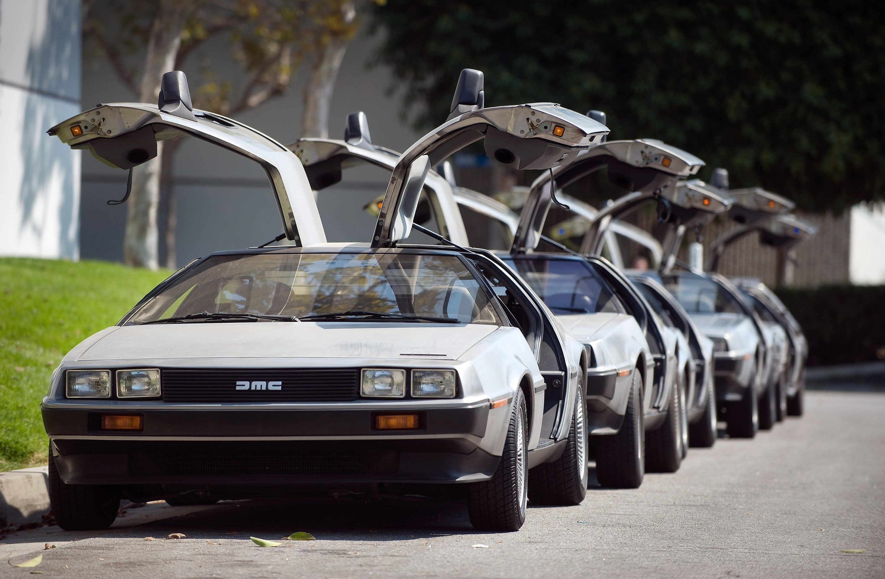 DeLorean Motor Co. sued by his widow over \'Back to The Future\' car\'s ...