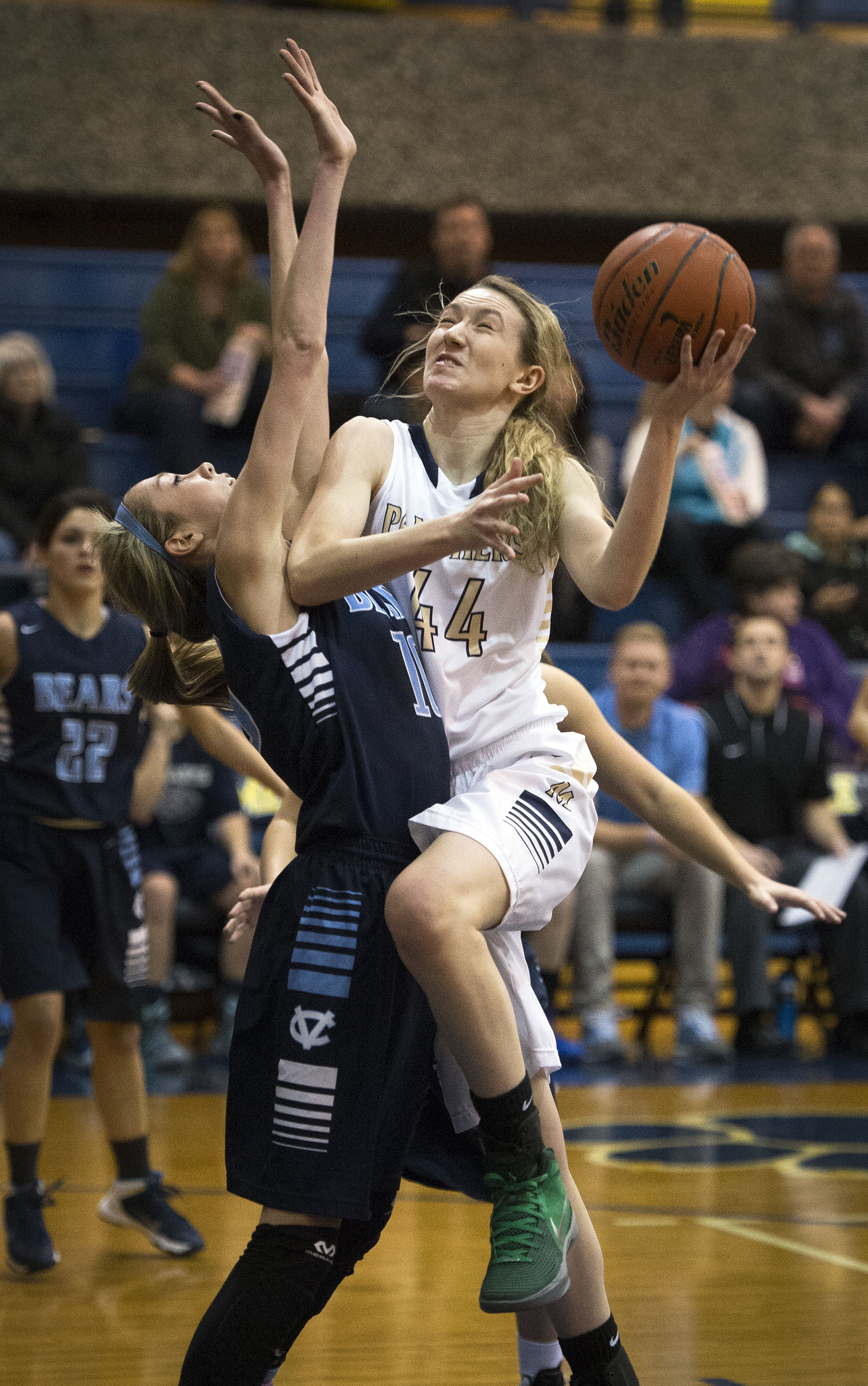 mead girls prove credentials by topping cv