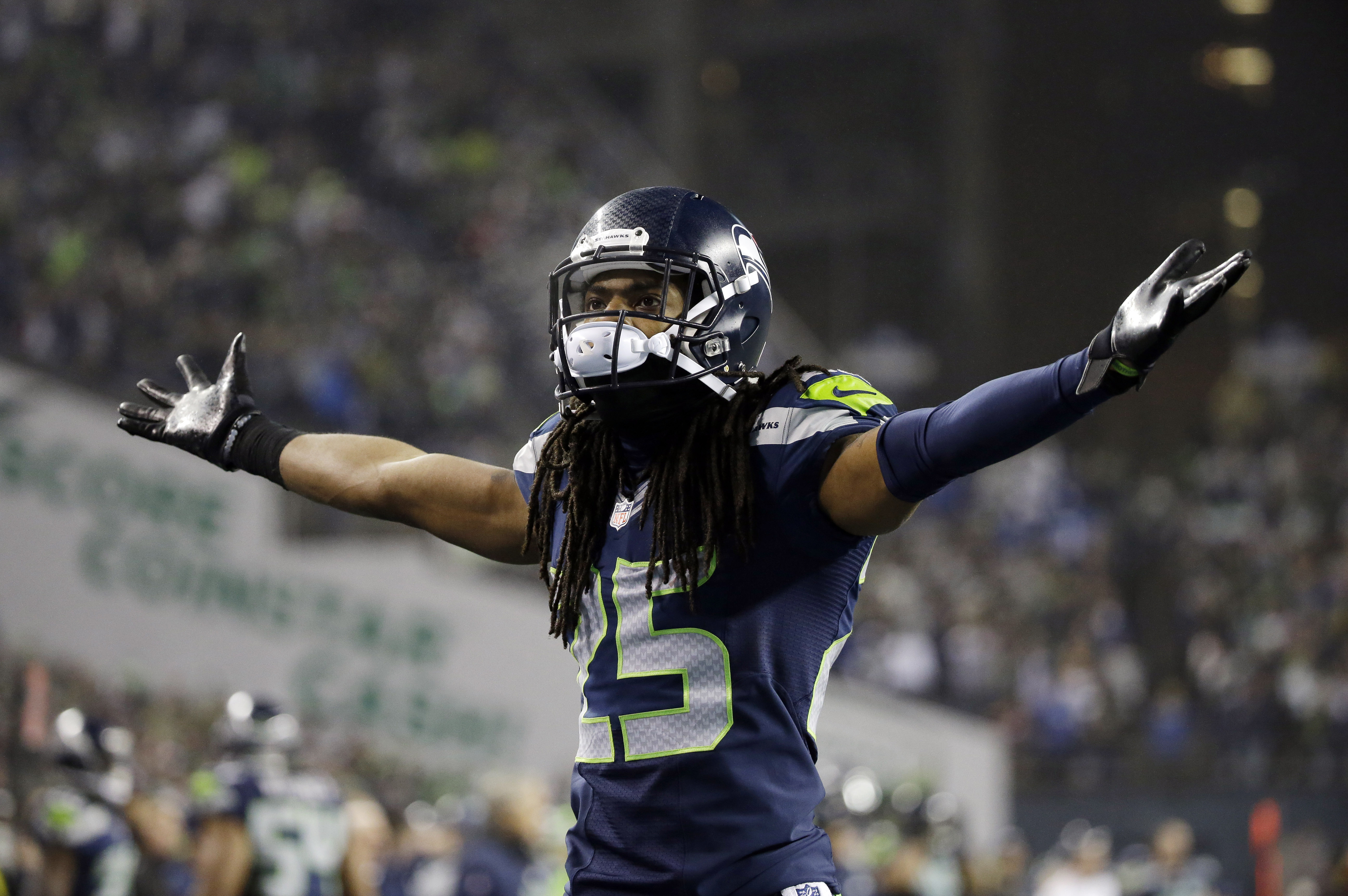 Seahawks Richard Sherman Still Expects To Play In Super