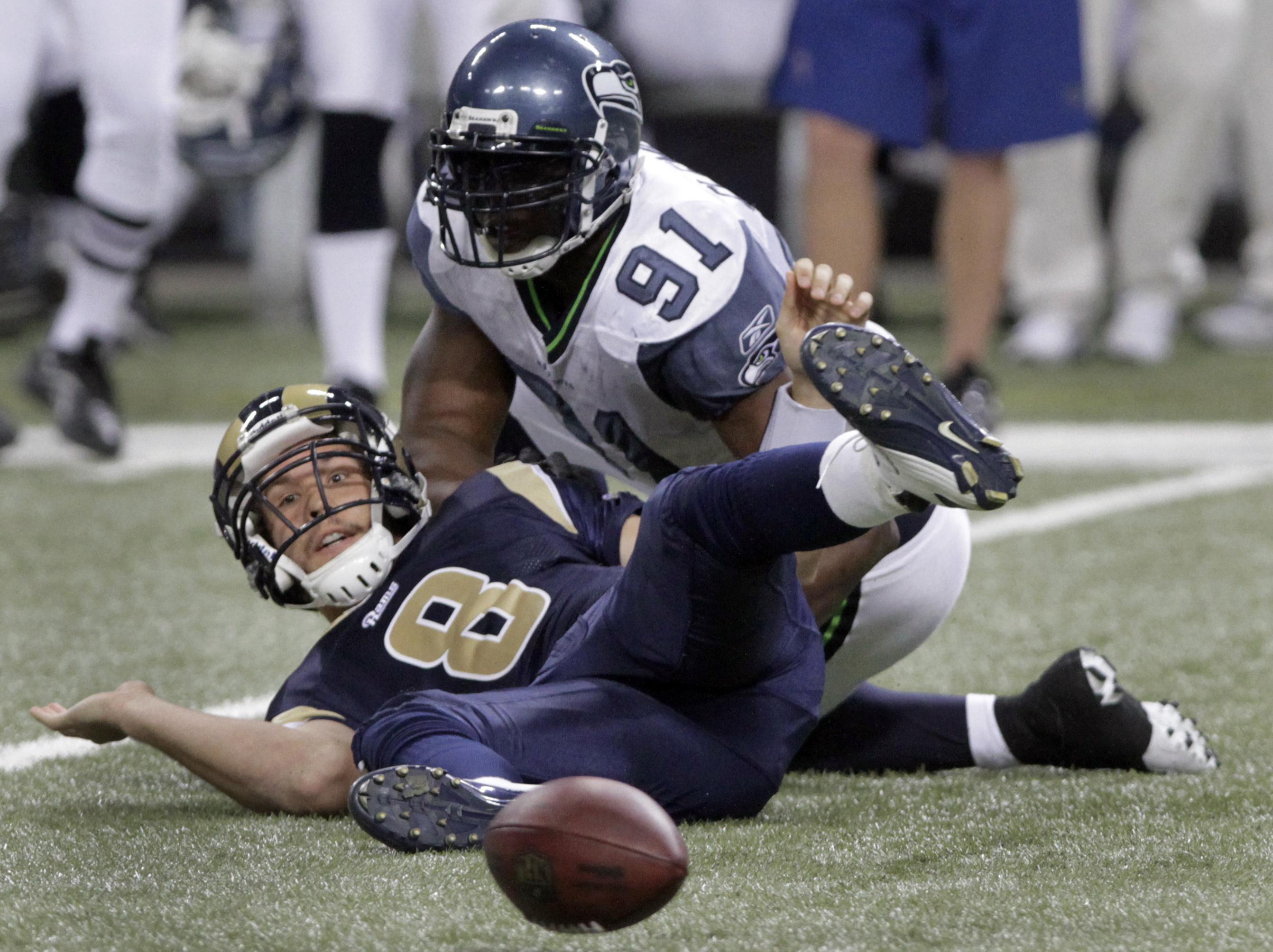 ef910685 NFL notes: Eagles swap Nick Foles for Rams' Sam Bradford in ...