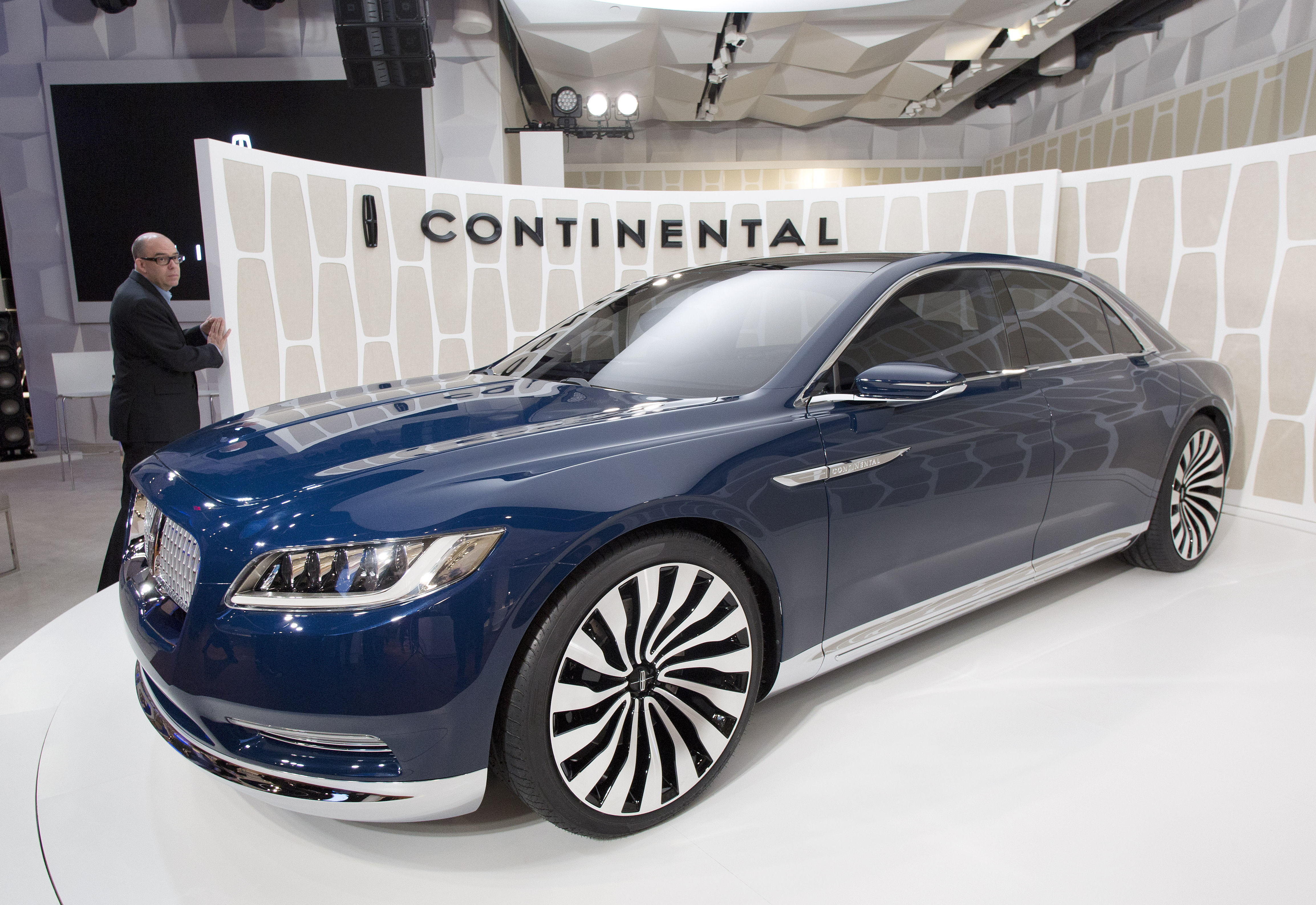 Lincoln Continental hits showrooms in \'16 | The Spokesman-Review
