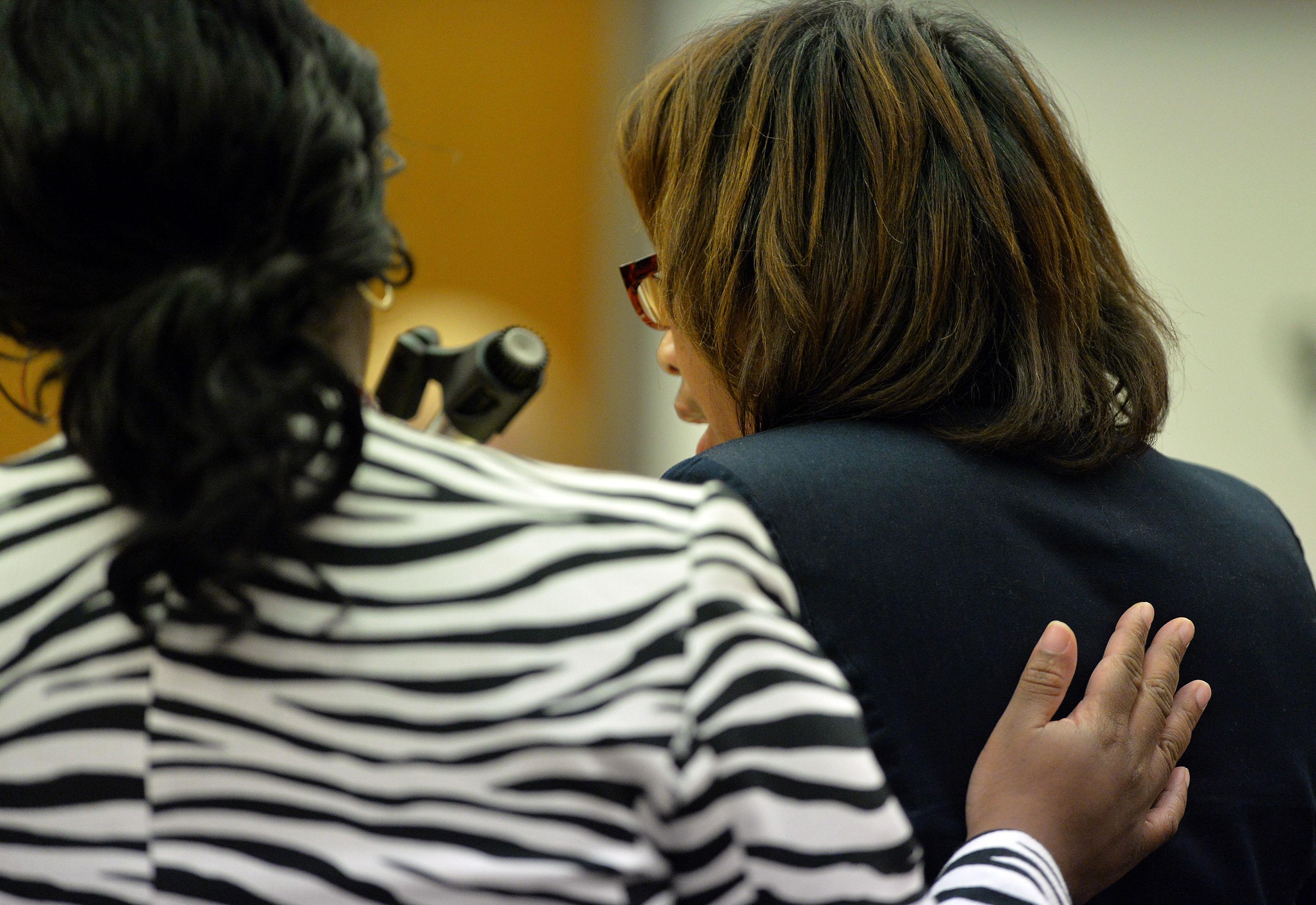Cheating Case In Atlanta : Atlanta educator found not guilty in cheating case