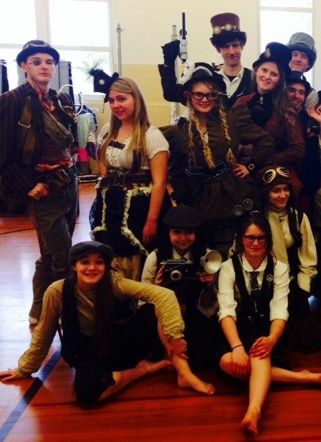 education notebook ferris theater students take on bullying the