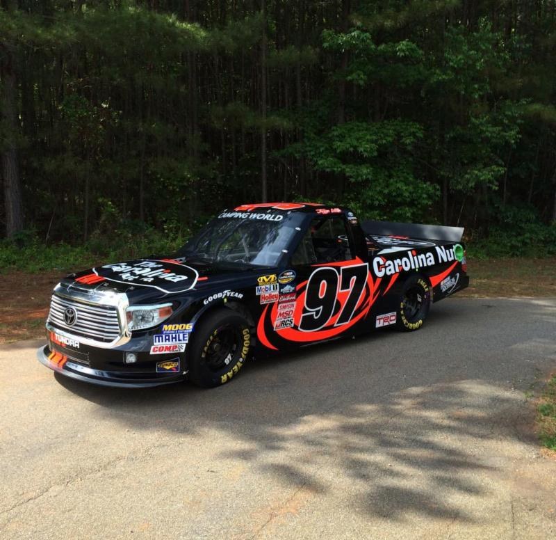 Tundra Racing Series >> Little Primed For Truck Series Debut The Spokesman Review