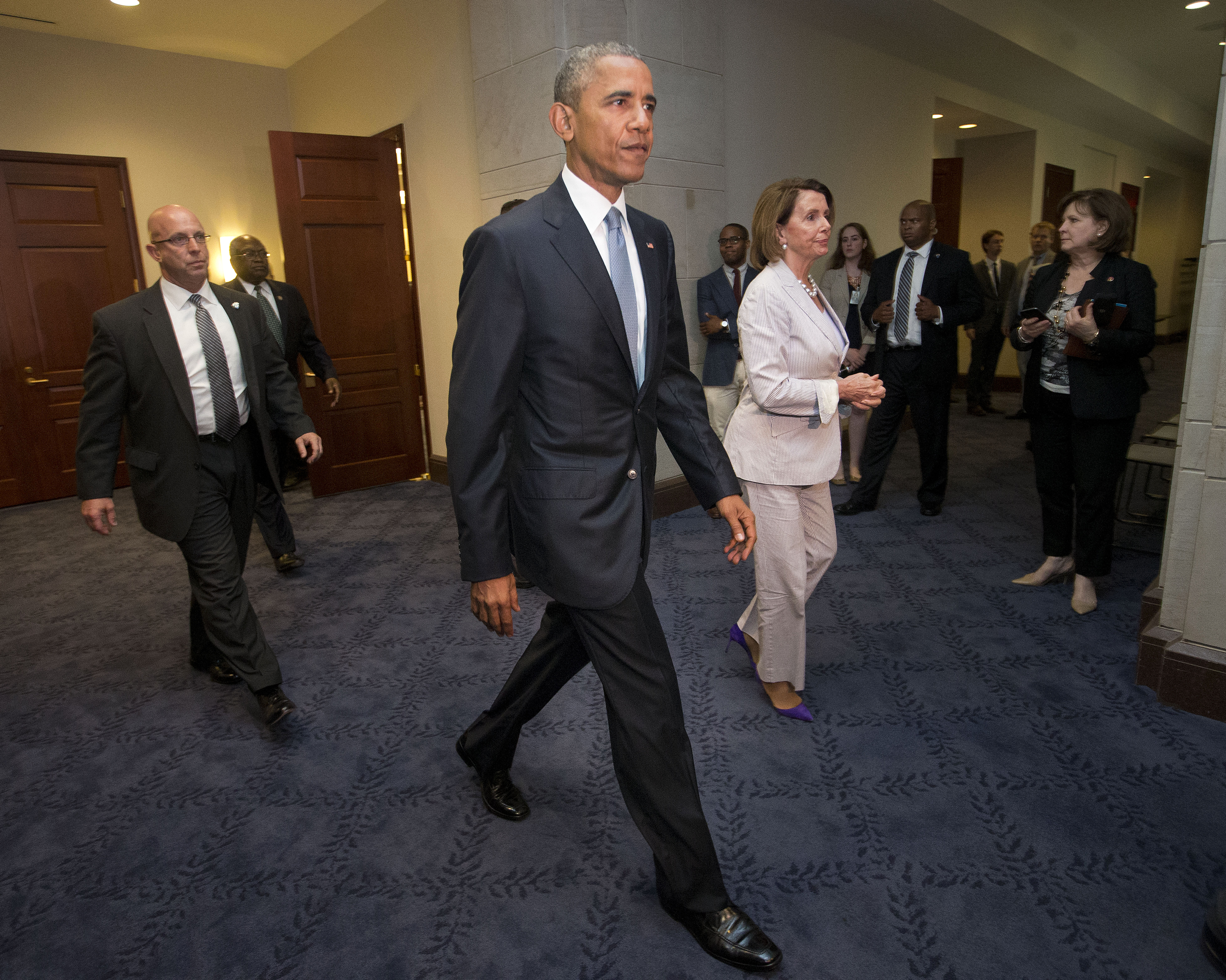 Obama Loses Trade Battle With Congress The Spokesman Review