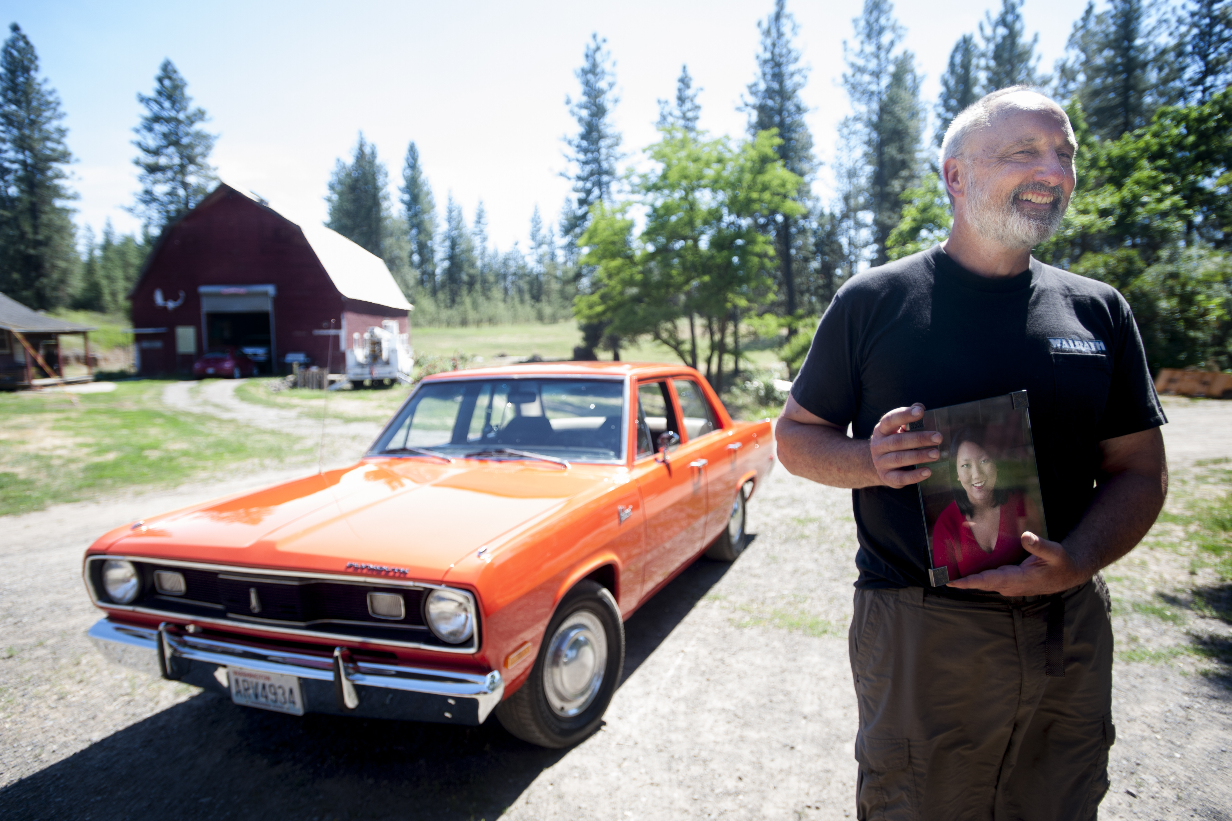 Restoring \'72 Plymouth Valiant was family affair | The Spokesman-Review