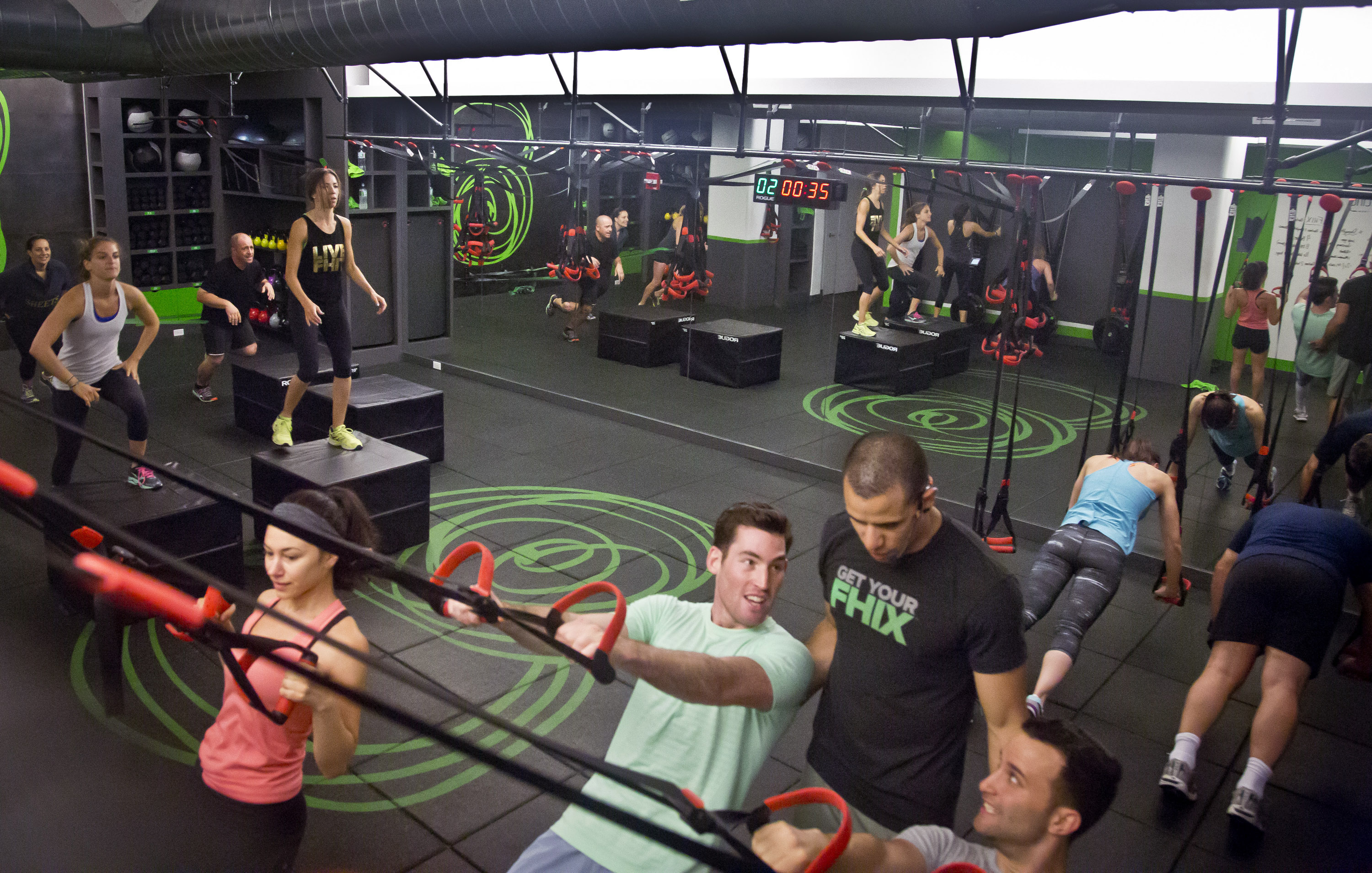 Trim gyms turn fitness fans into small-business owners | The ...