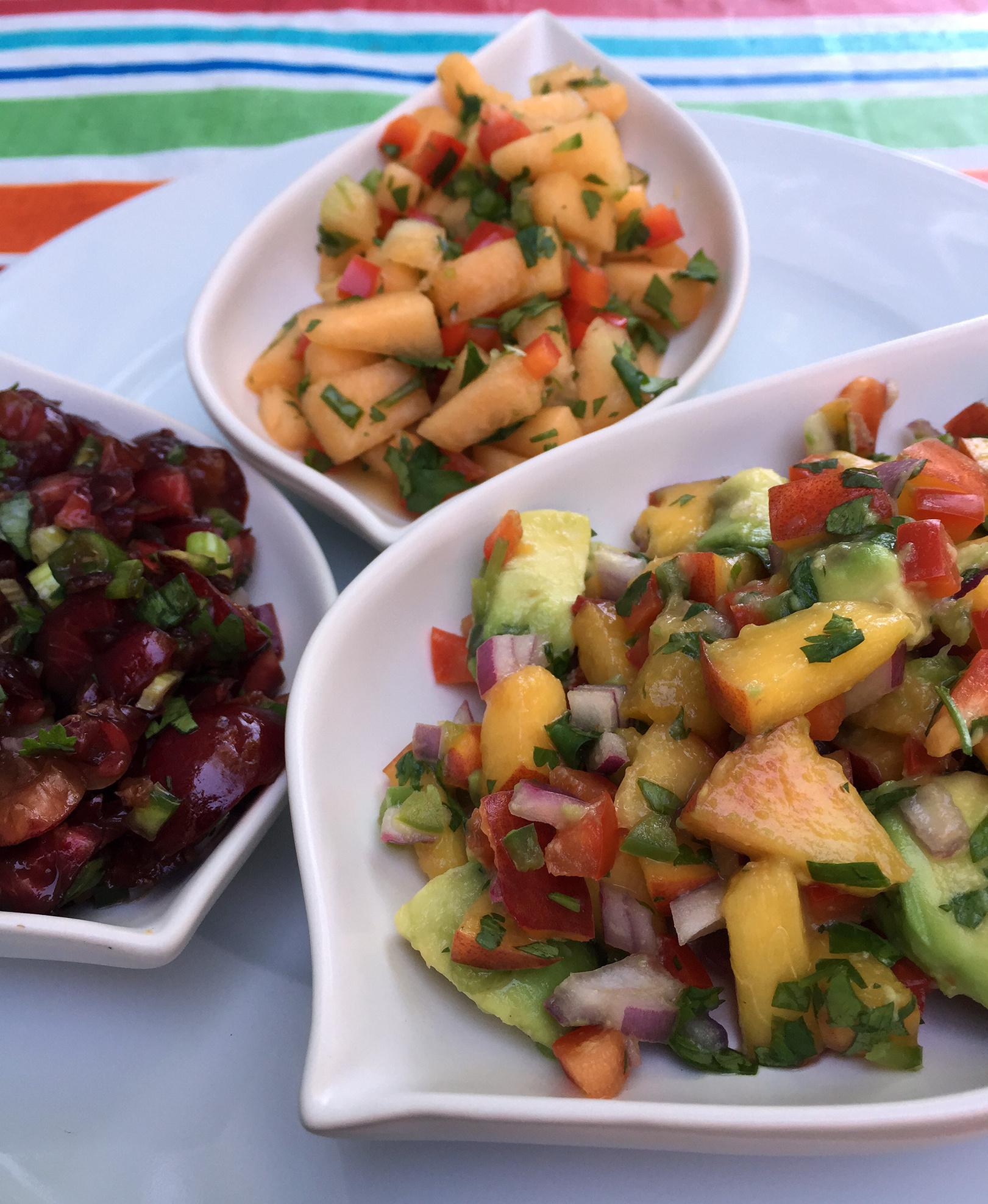 Salsas supply summer flexibility | The Spokesman-Review