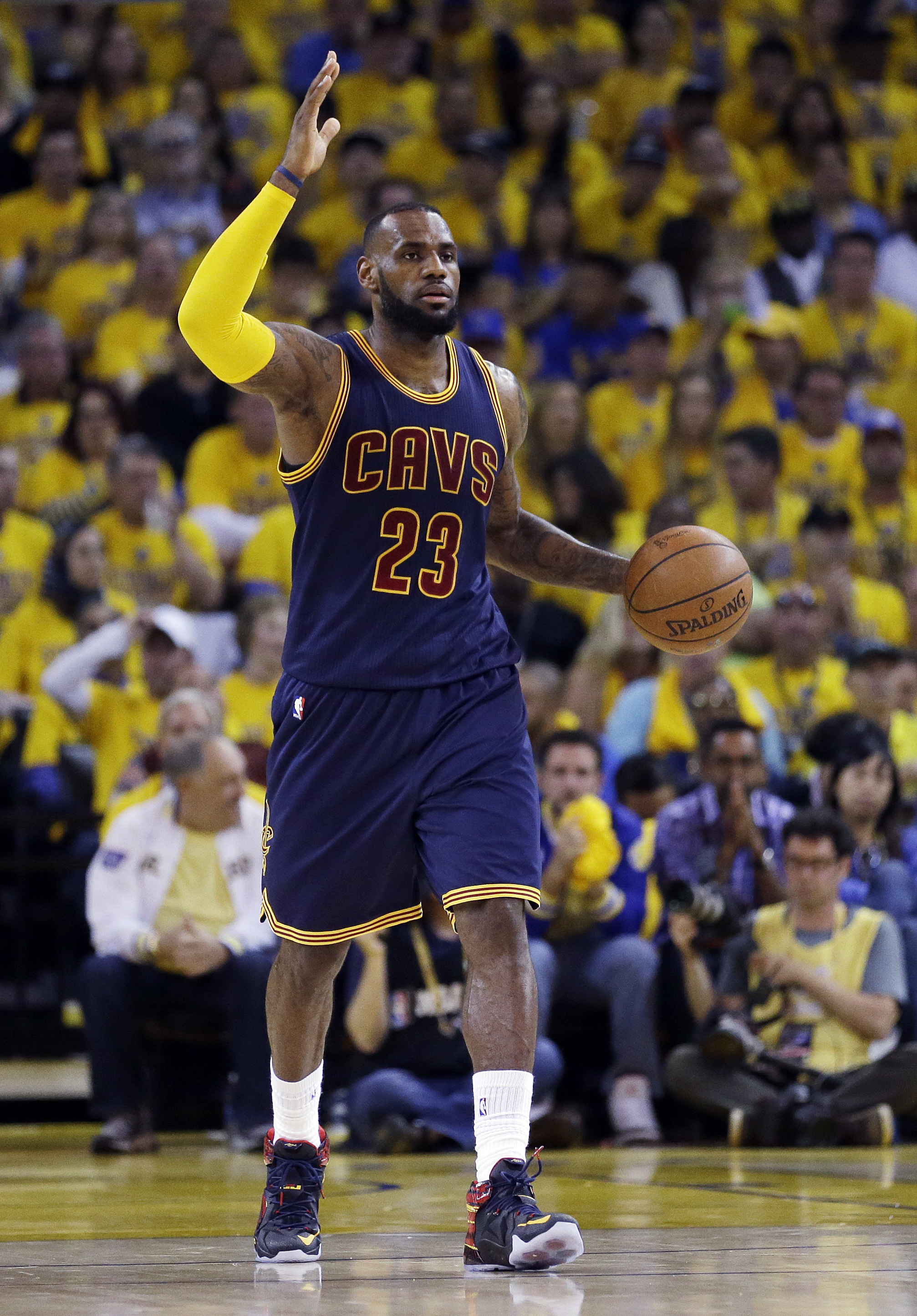 NBA notebook: LeBron James agrees to two-year contract ...