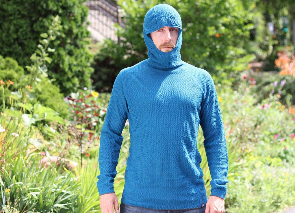 Gear Junkie  Patagonia releases new Merino wool base layer  621ff82cf