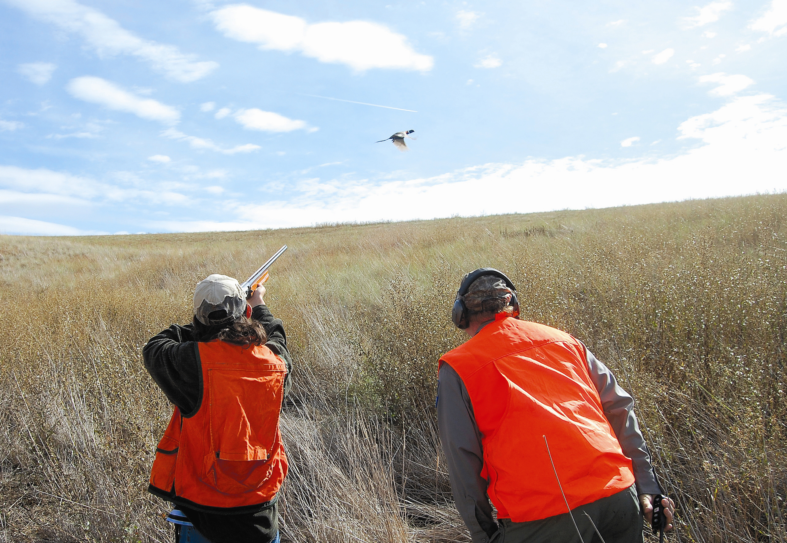 Hunt idaho expo in lewiston geared to new hunters the for Idaho department of fish and game