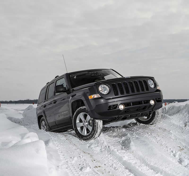 jeep patriot old school budget wise crossover still selling well the spokesman review. Black Bedroom Furniture Sets. Home Design Ideas