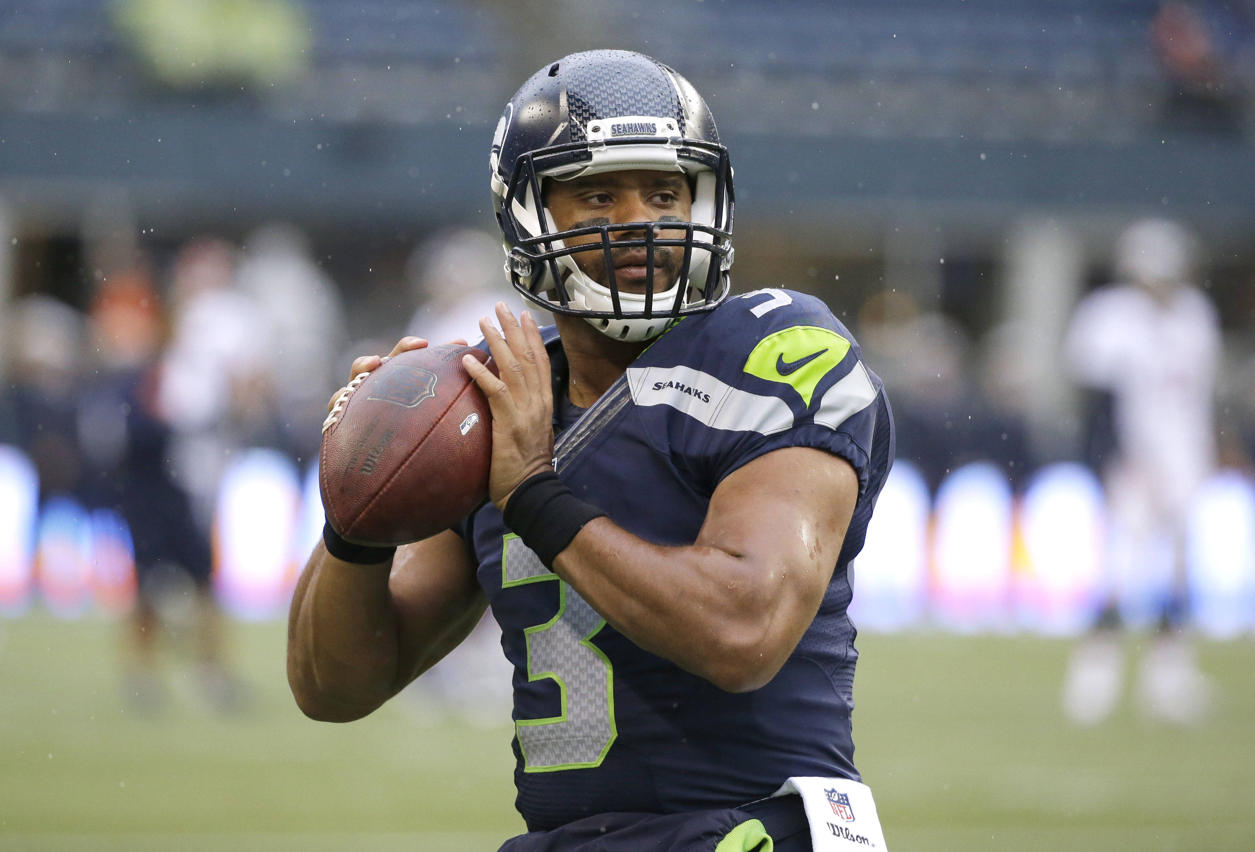 Russell Wilson To Rolling Stone Recovery Water
