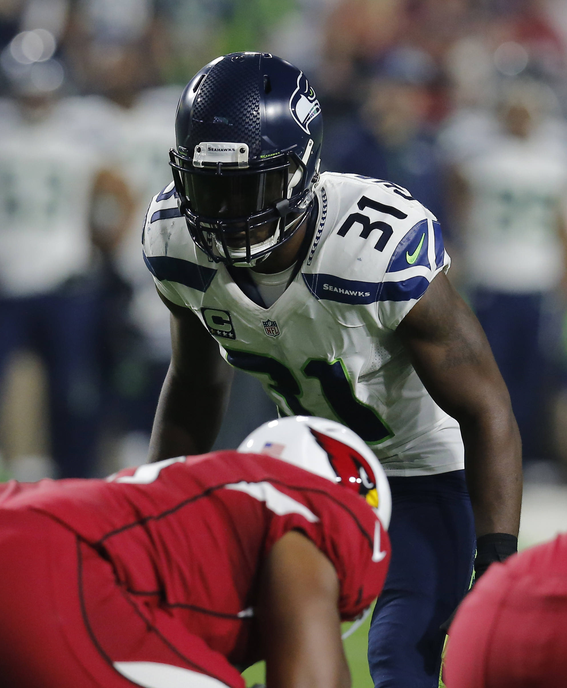 Kam Chancellor a no show ruled out for opener