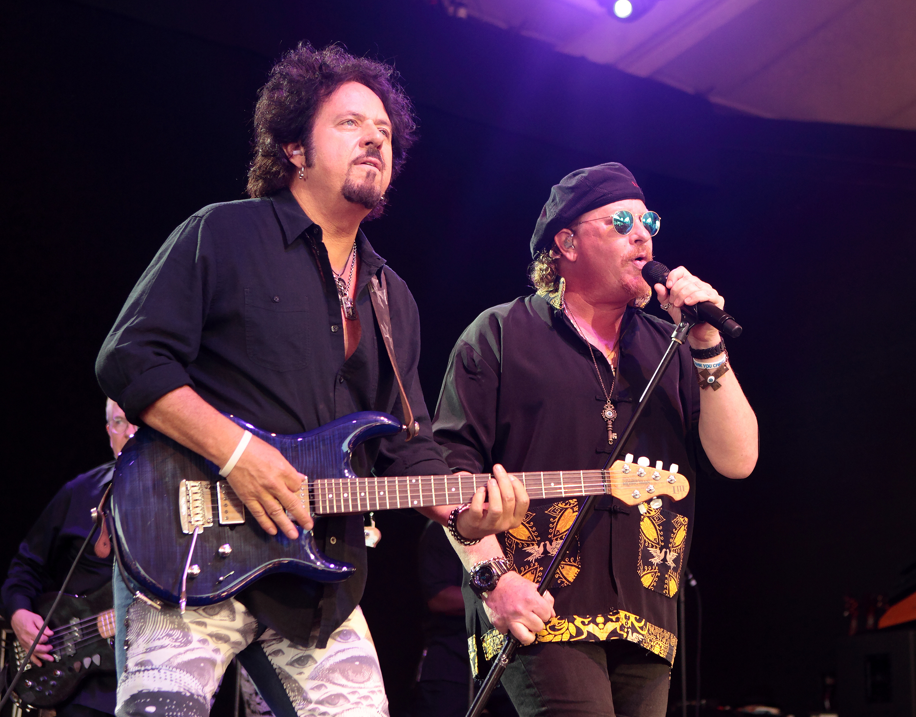 Toto returns to road to promote ALS awareness | The Spokesman-Review
