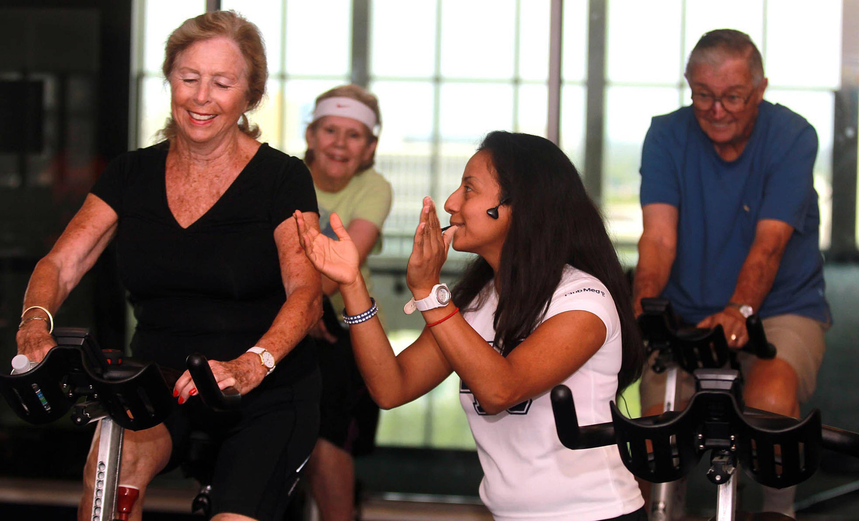 Angela Alvarado exercise fights parkinson's symptoms | the spokesman-review