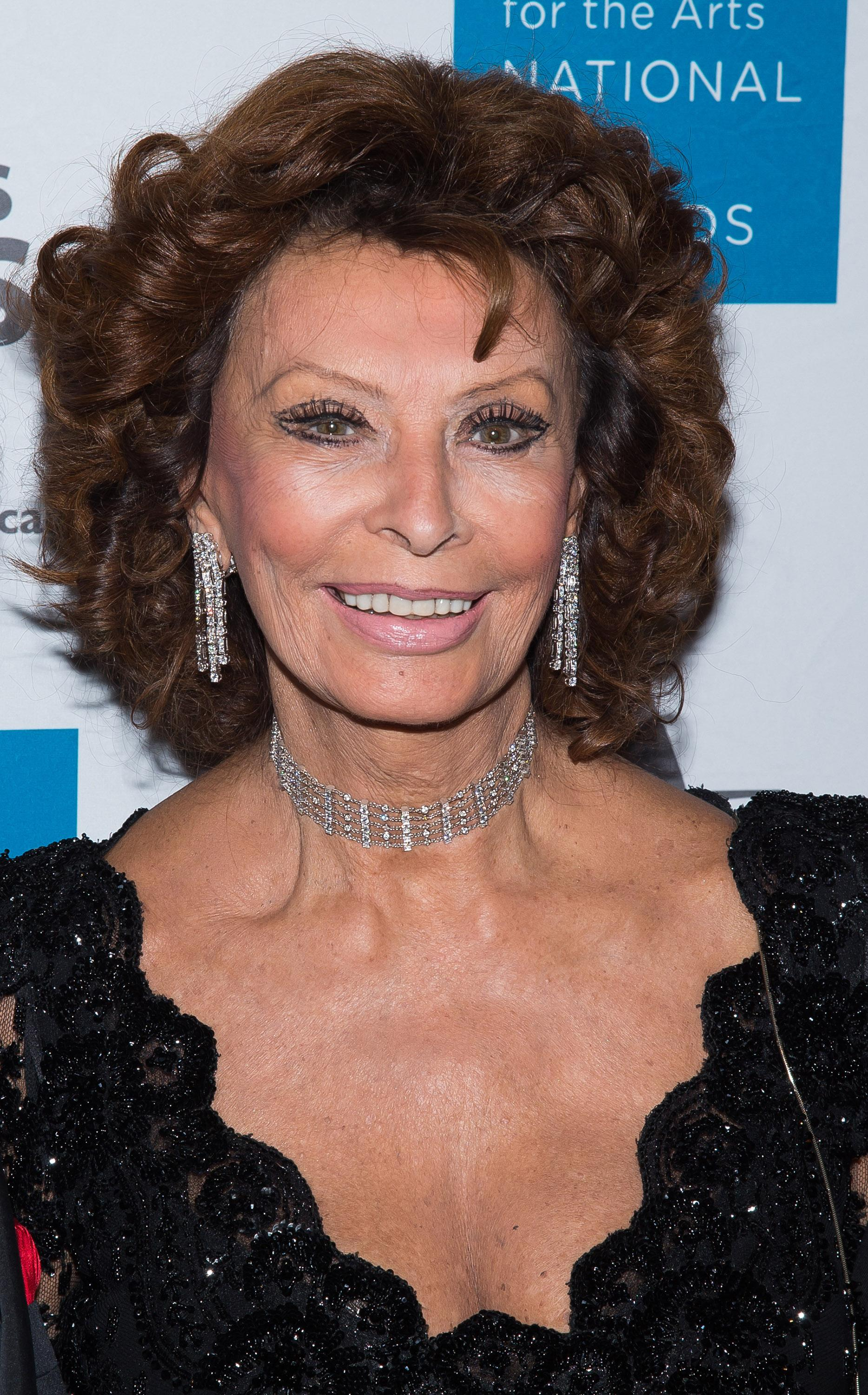 People: Sophia Loren: ...