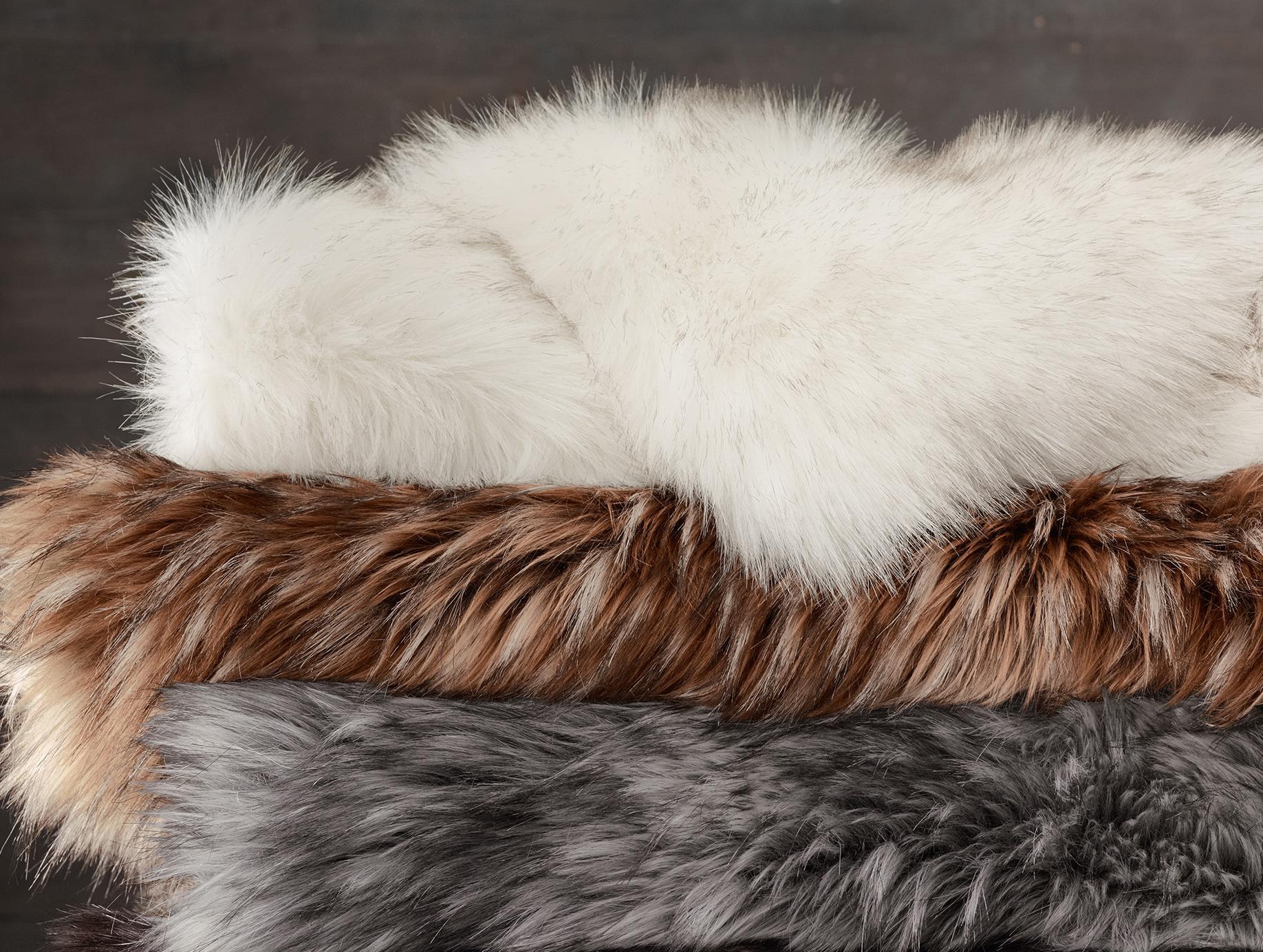 Αποτέλεσμα εικόνας για how to use fake fur