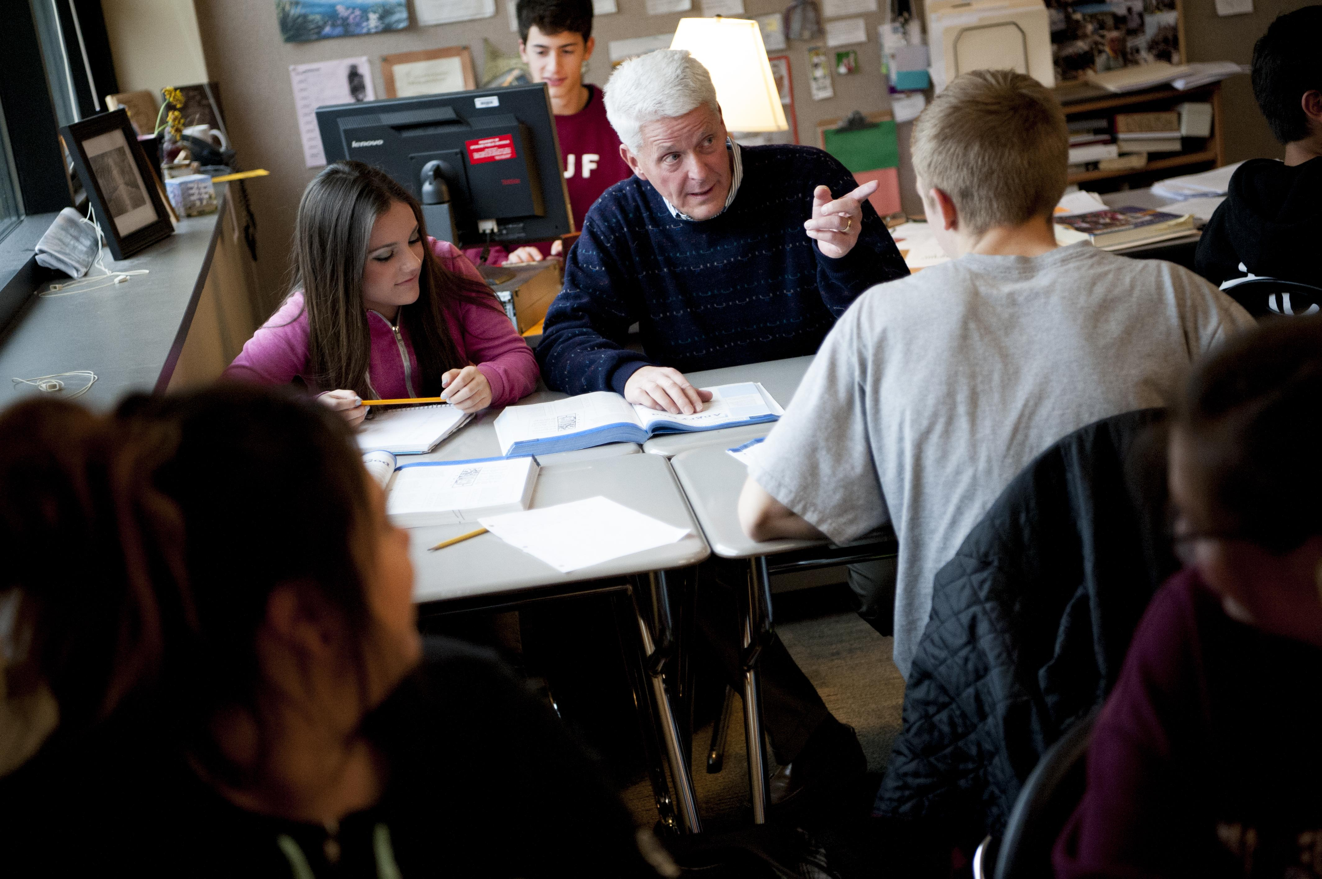 Area Schools Face Substitute Shortage The Spokesman Review