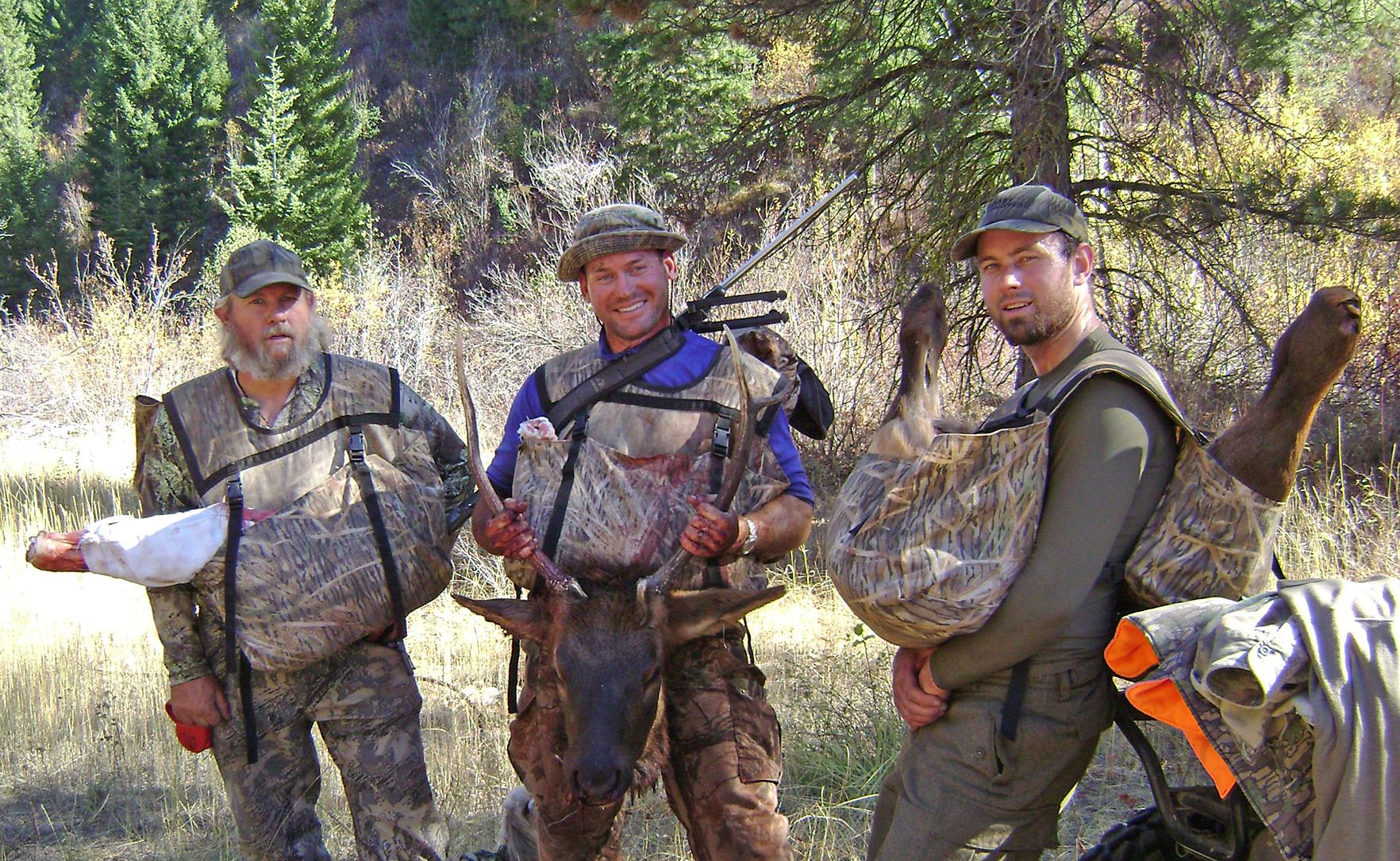 Montana Hunters Turn Necessity Into Invention With Pack